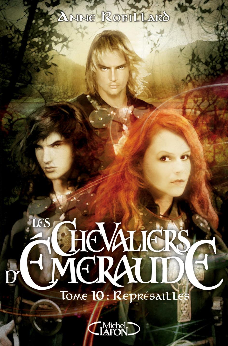 Les chevaliers d'Émeraude – tome 10