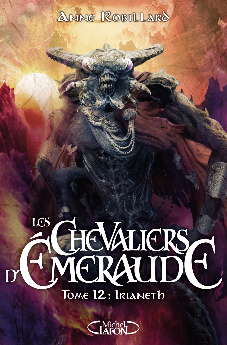Les Chevaliers d'Emeraude – Tome 12