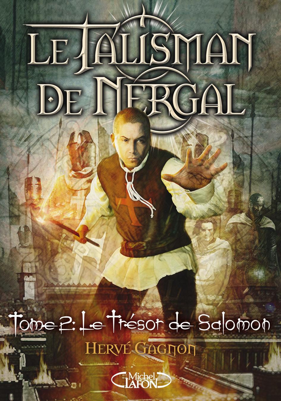 Le talisman de Nergal – tome 2