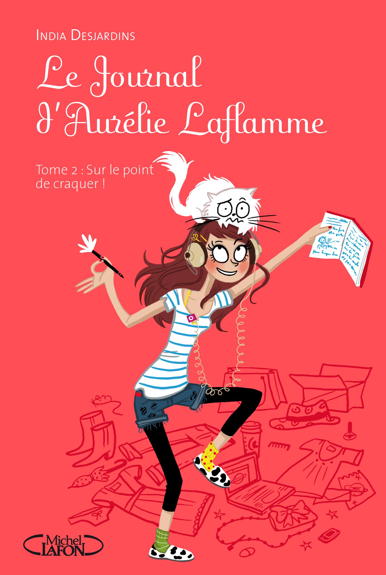 Le journal d'Aurélie Laflamme – tome 2