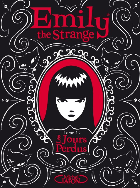 Emilie the strange – tome 1