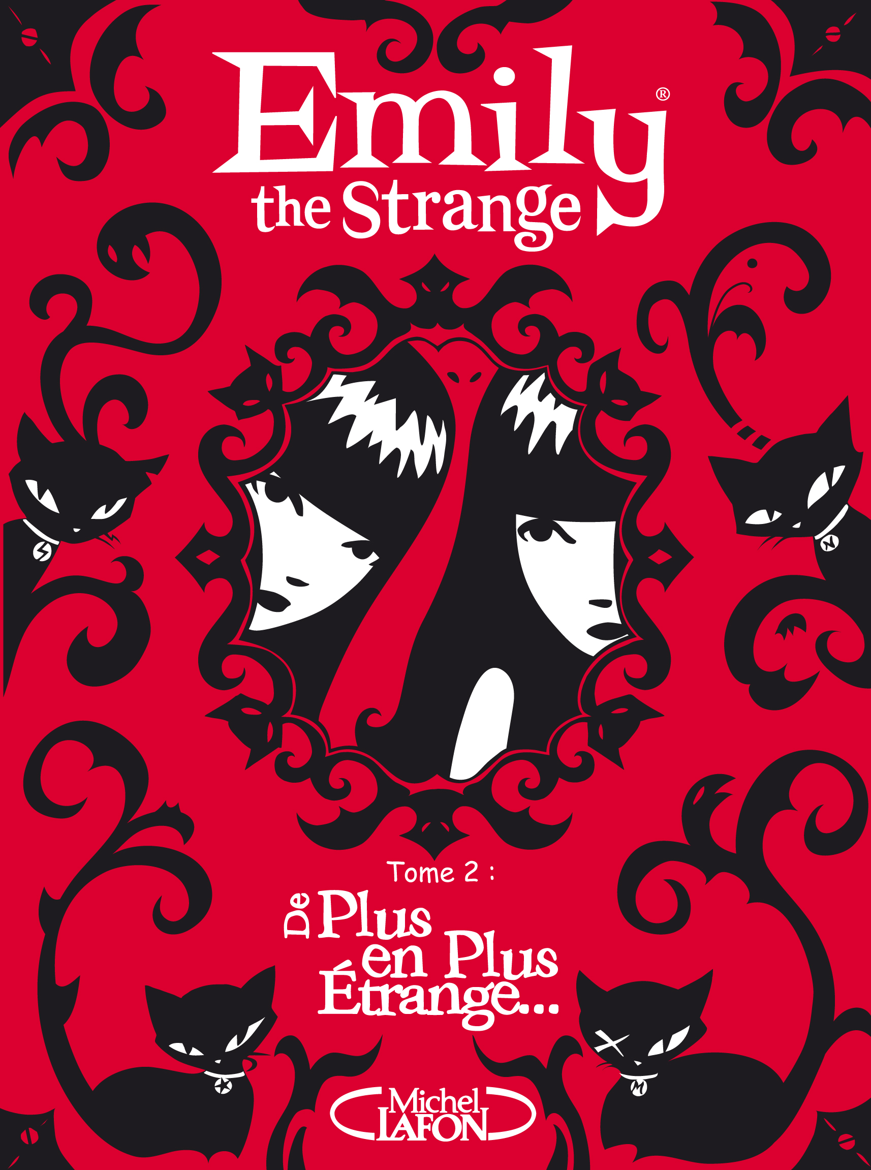 Emilie the strange – tome 2