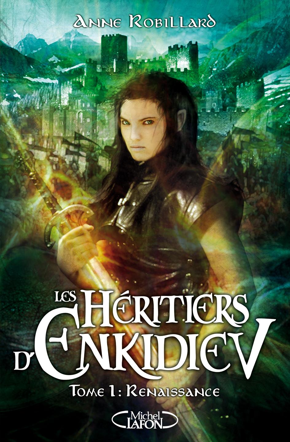 Les héritiers d'Enkidiev – tome 1