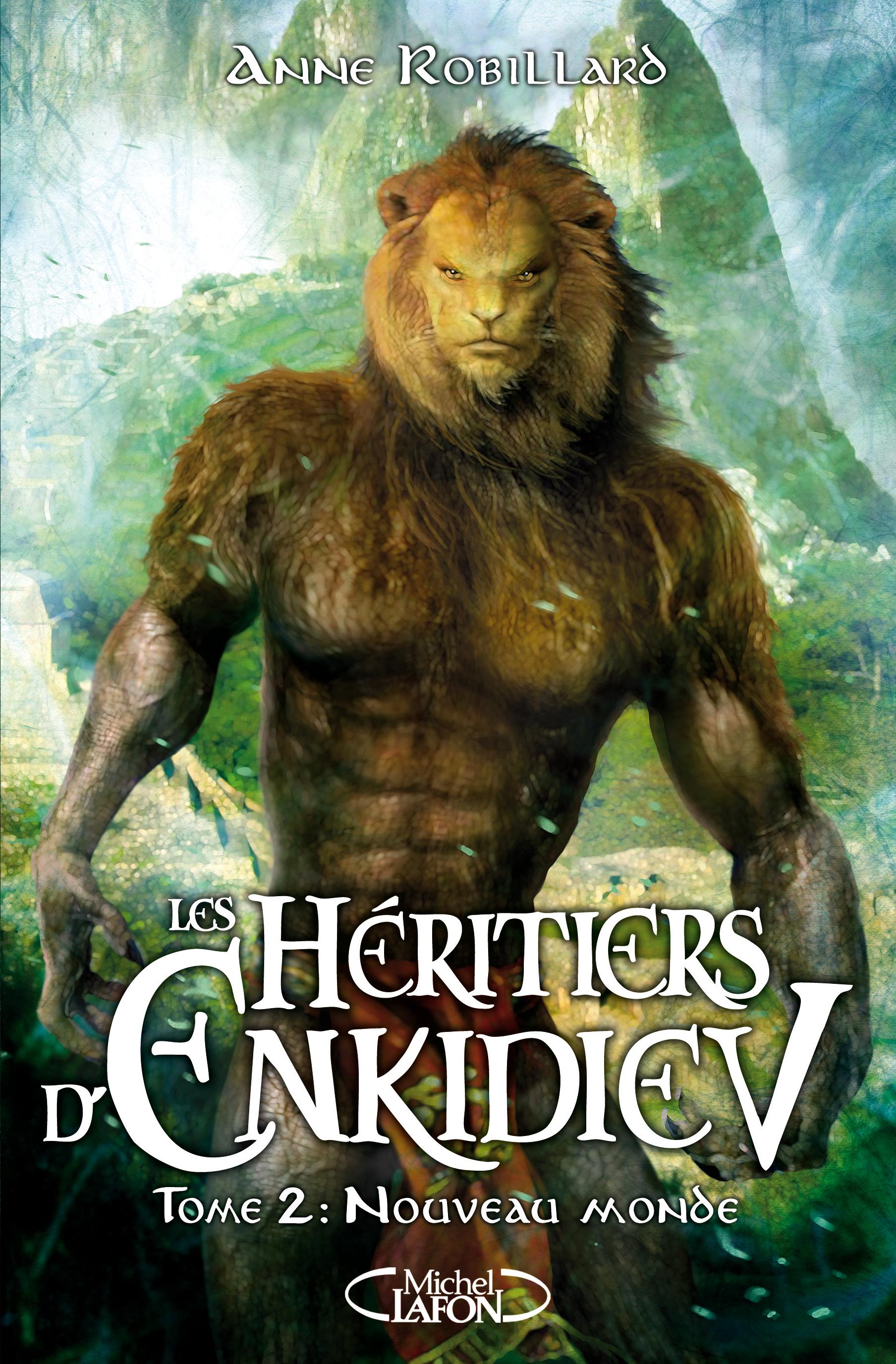 Les héritiers d'Enkidiev – tome 2
