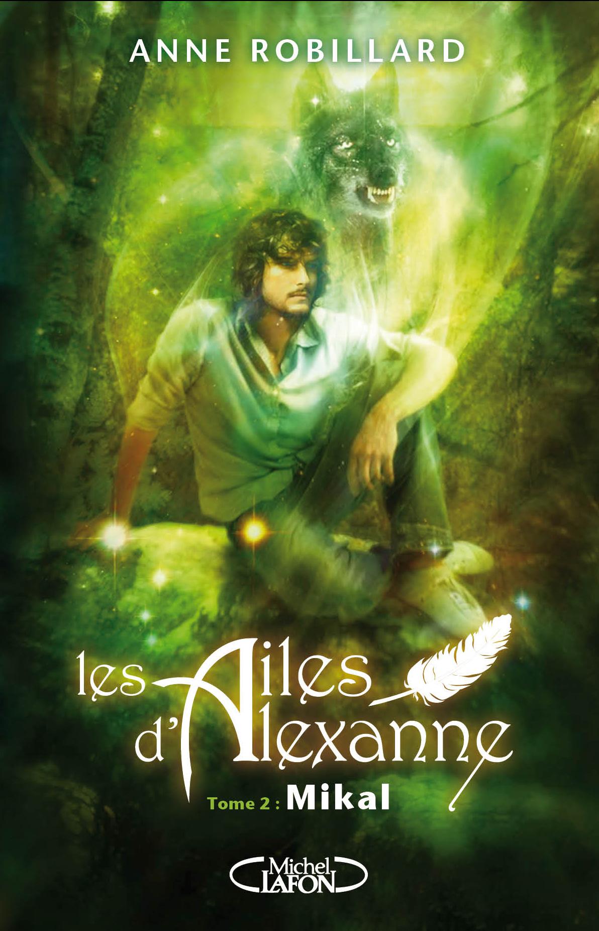 Les Ailes d'Alexanne – Tome 2