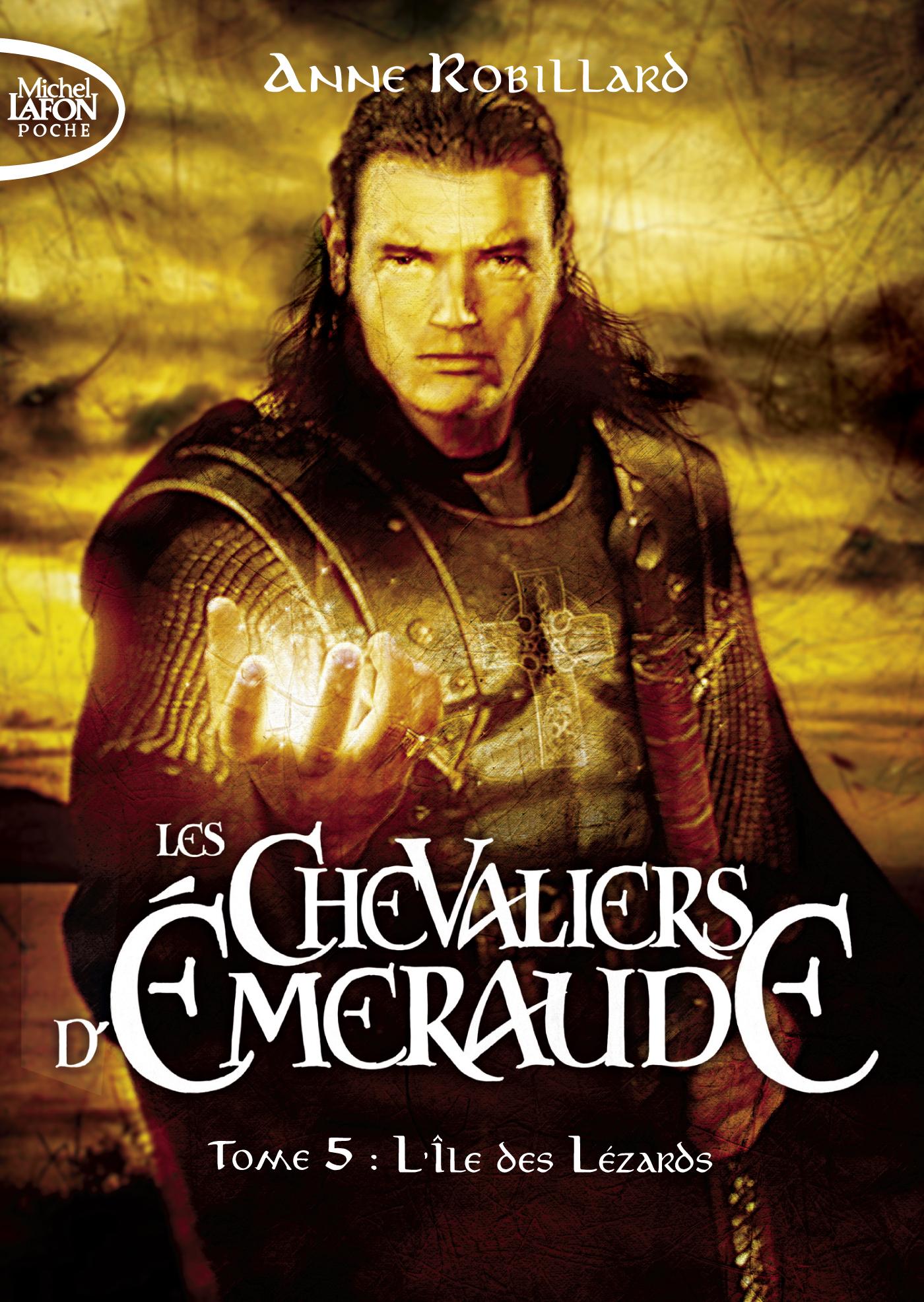 Les Chevaliers d'Émeraude Tome 5 : L'Île des Lézards – POCHE