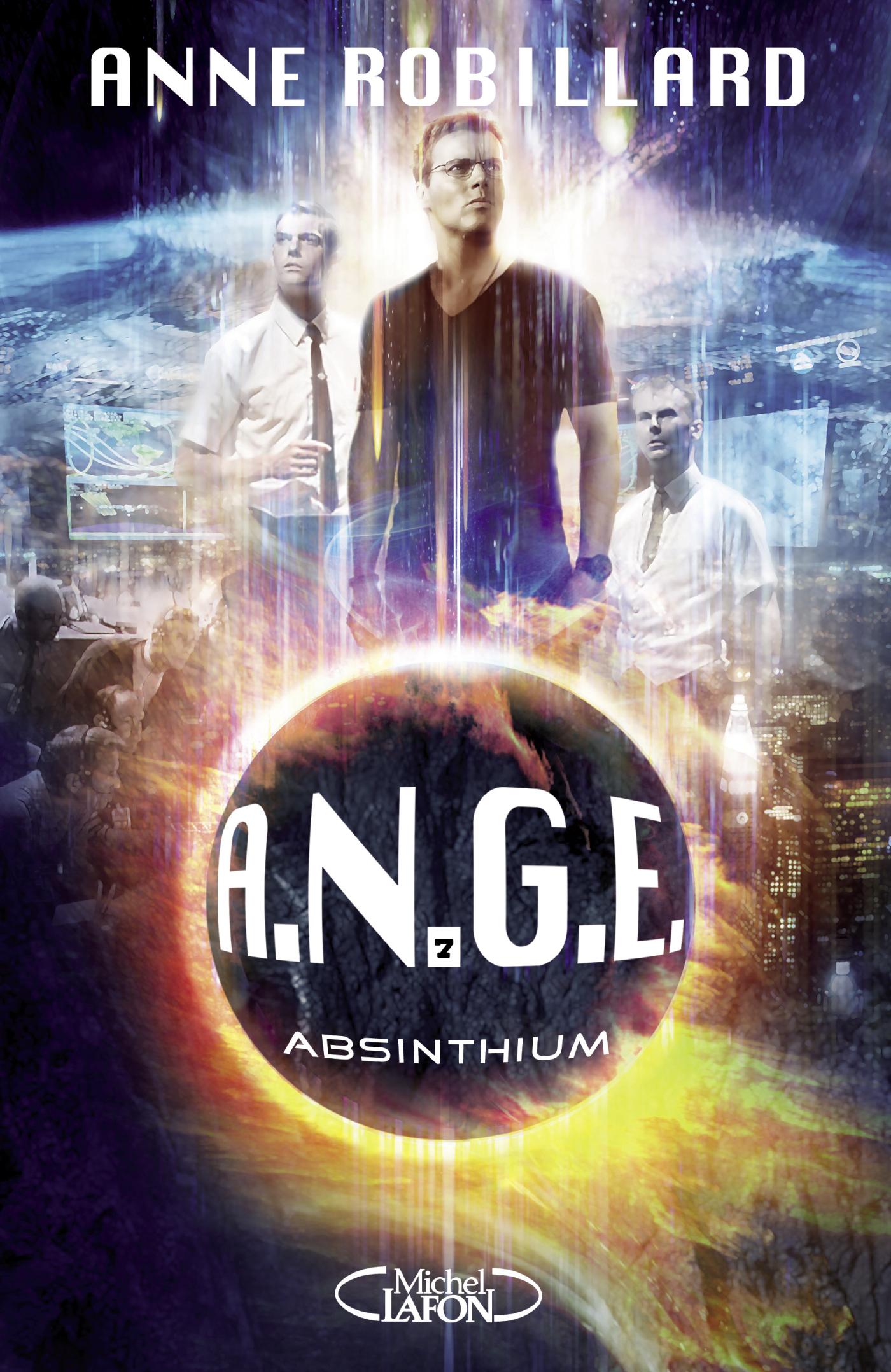 A.N.G.E. Tome 7 : Absinthlum