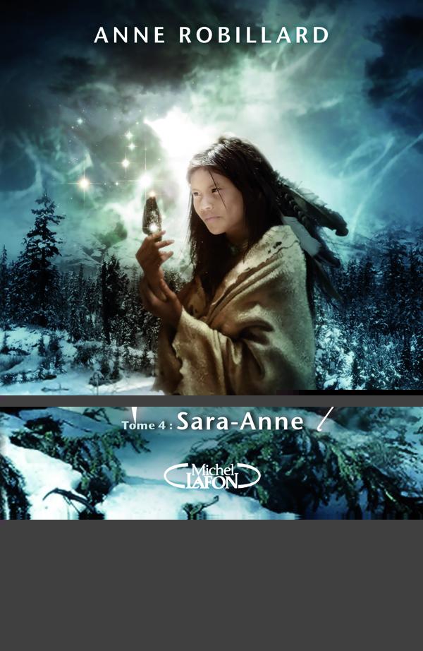 Les ailes d'Alexanne Tome 4 : Sara-Anne