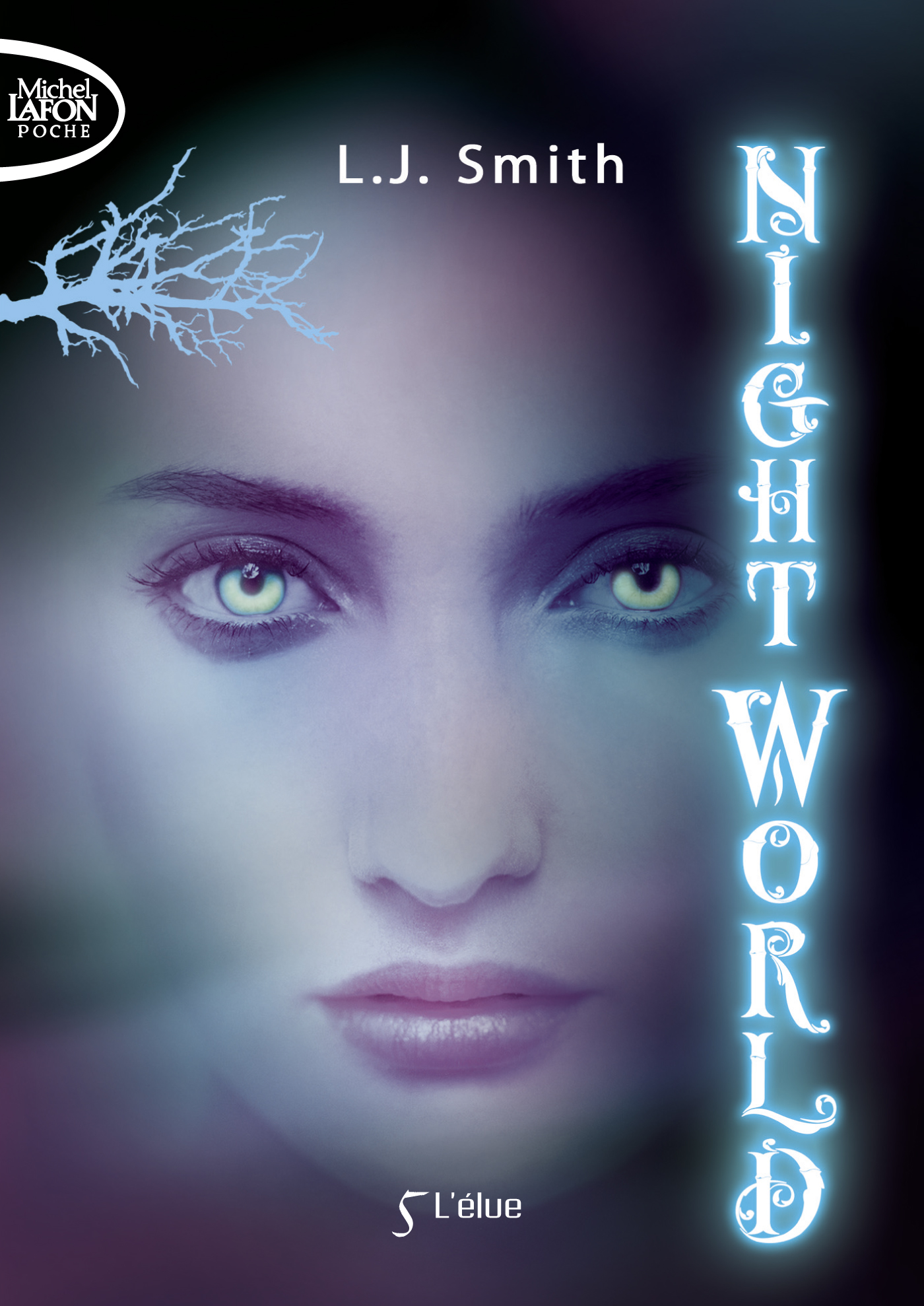 Night World Tome 5 : Ange Noir – POCHE