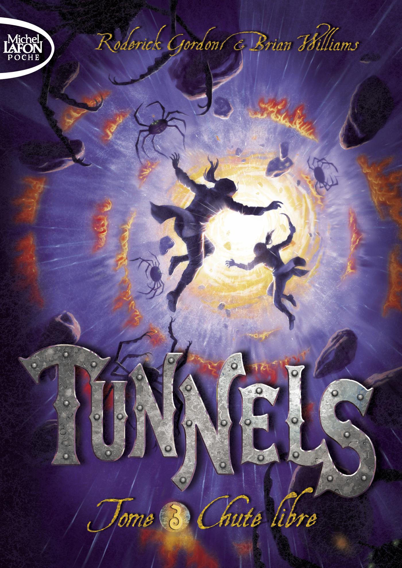 Tunnels Tome 3 : Chute libre – POCHE