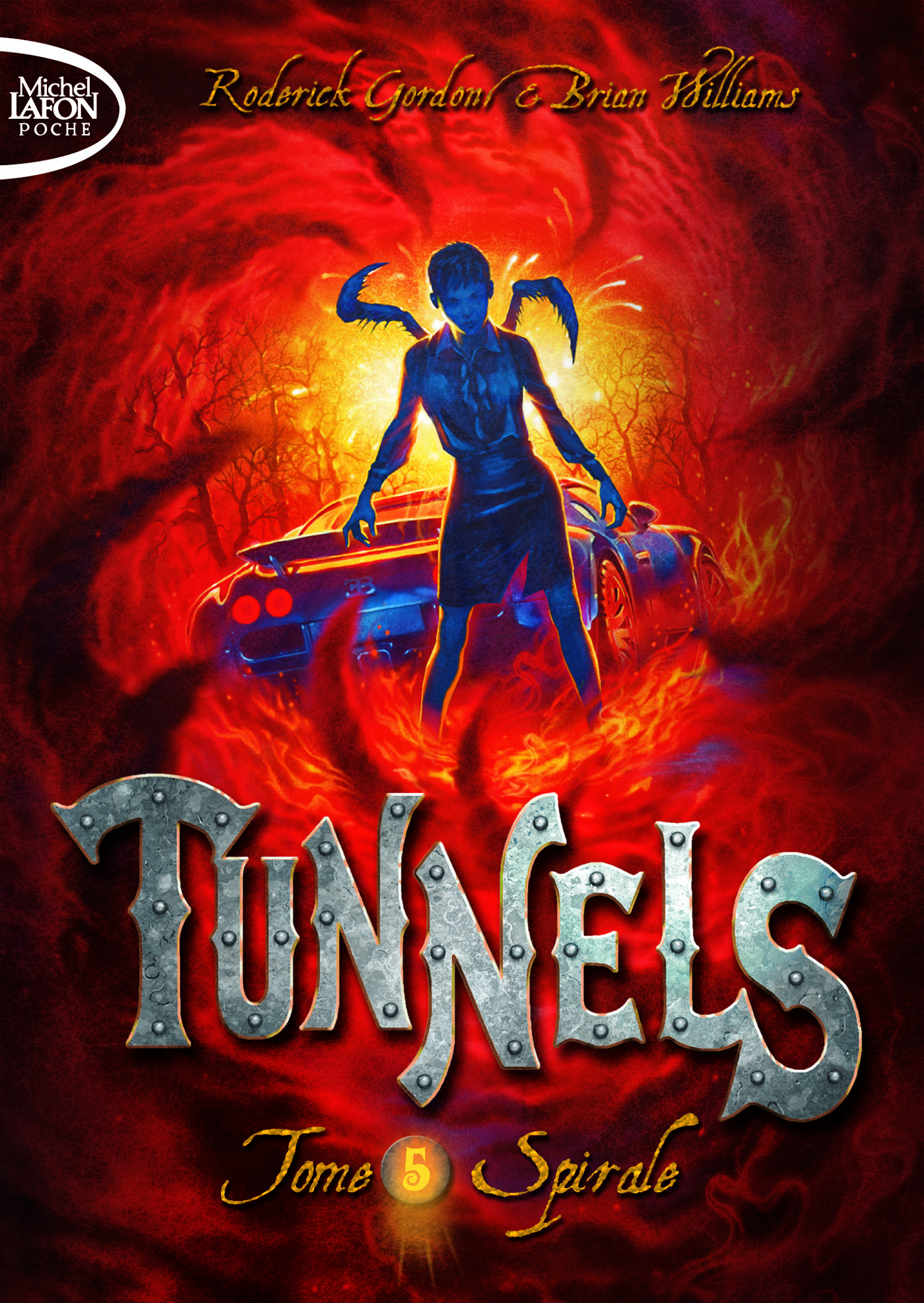 Tunnels Tome 5 : Spirale – POCHE
