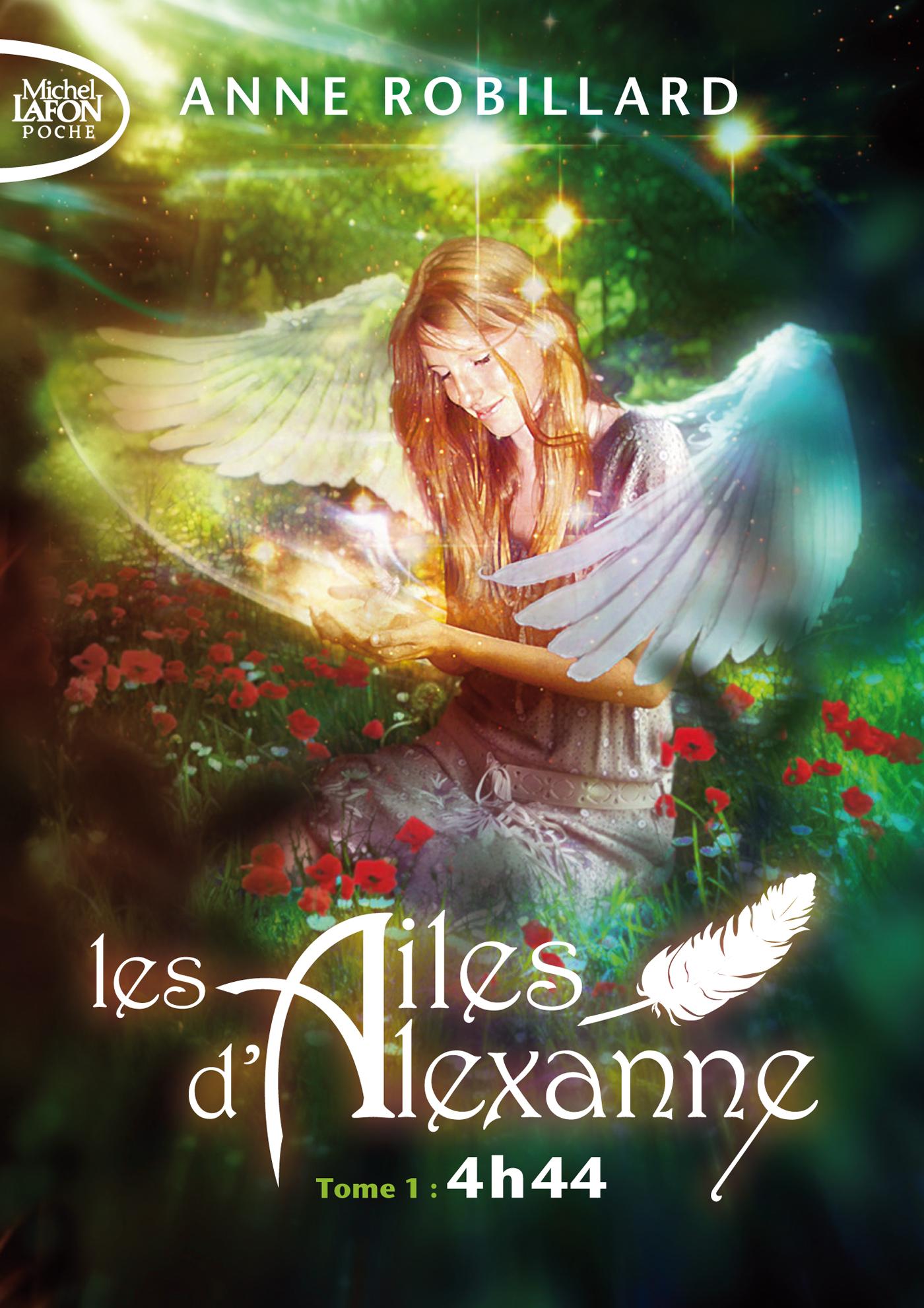 Les Ailes d'Alexanne Tome 1 : 4h44 – POCHE