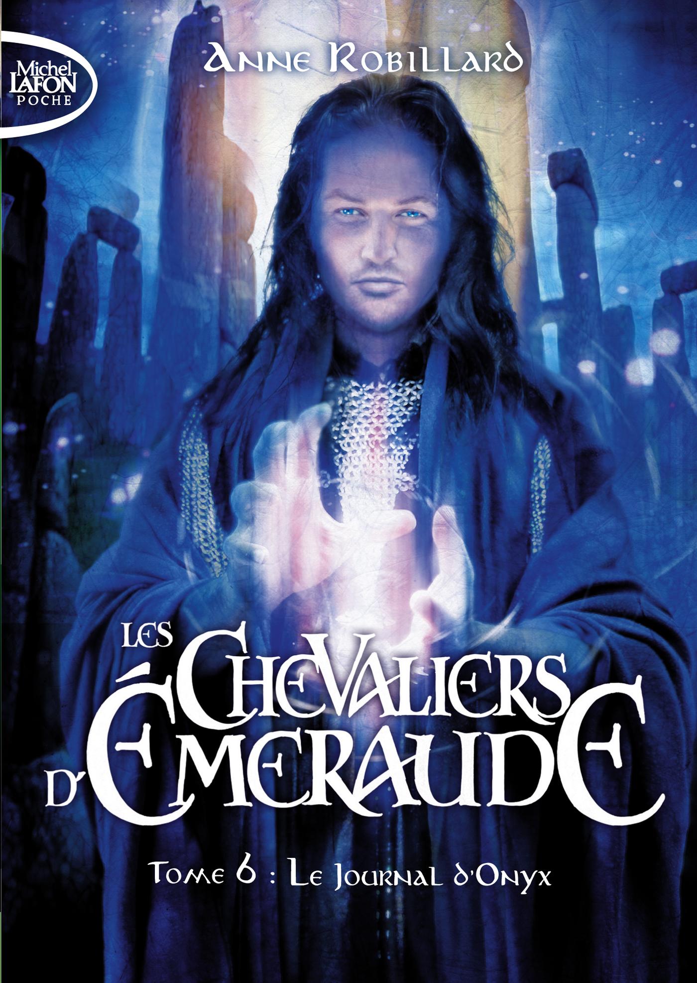 Les Chevaliers d'Émeraude Tome 6 : Le Journal d'Onyx – POCHE