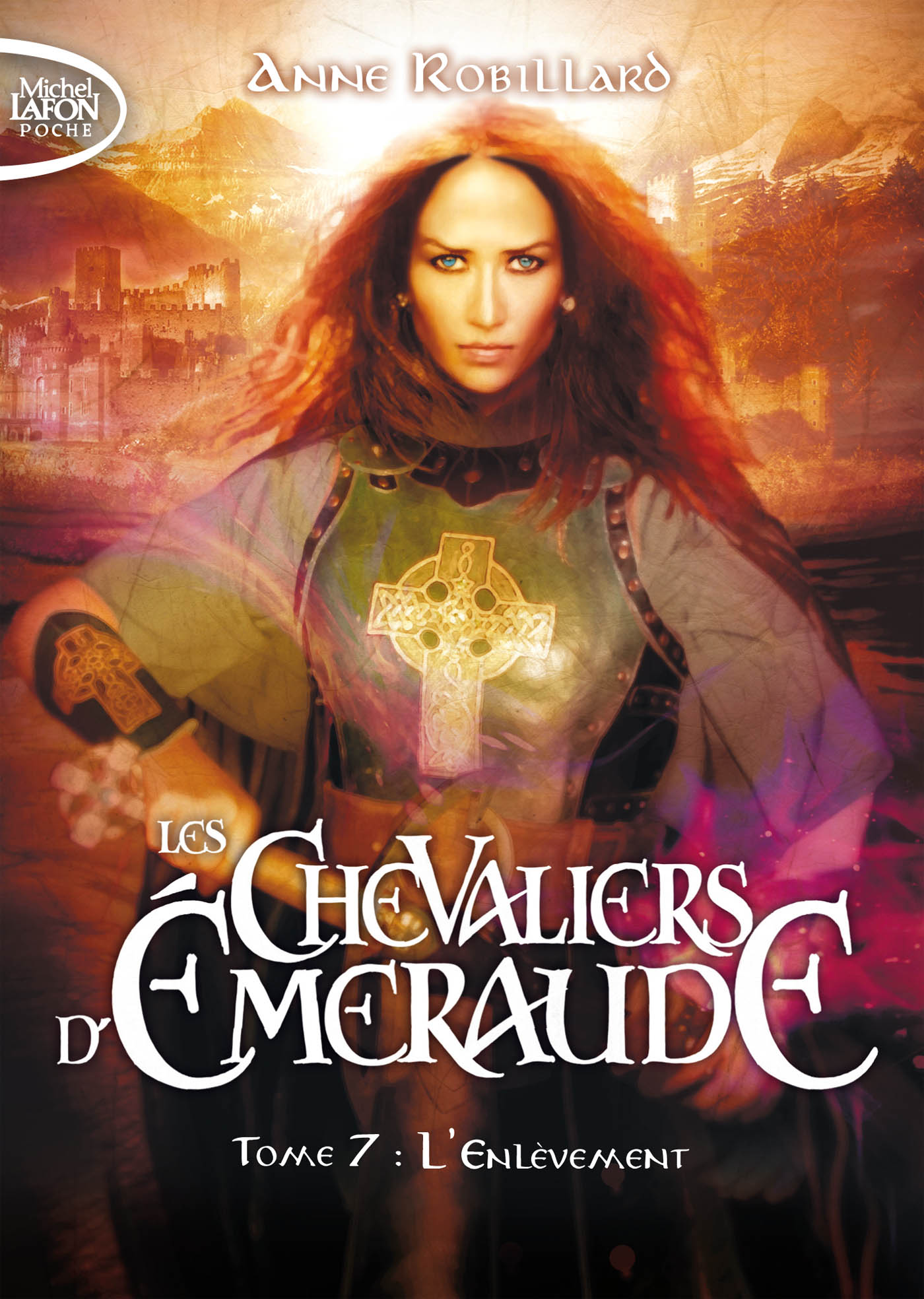 Les Chevaliers D'Émeraude Tome 7 : L'Enlèvement – POCHE