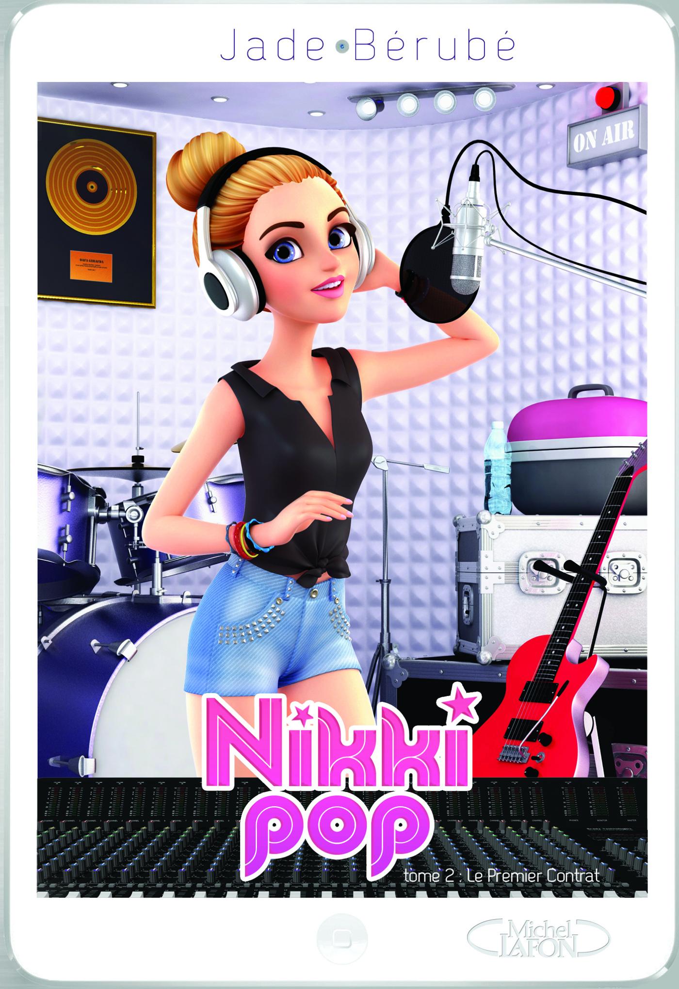 Nikki Pop Tome 2 : Le Premier Contrat