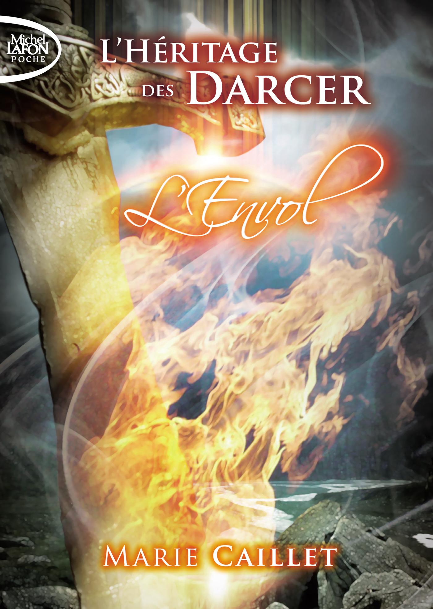 L'Héritage Des Darcer Tome 1 : L'Envol – POCHE
