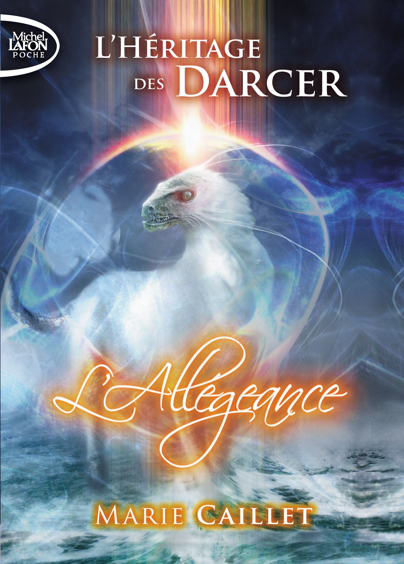 L'Héritage Des Darcer Tome 2 : L'Allégeance – POCHE