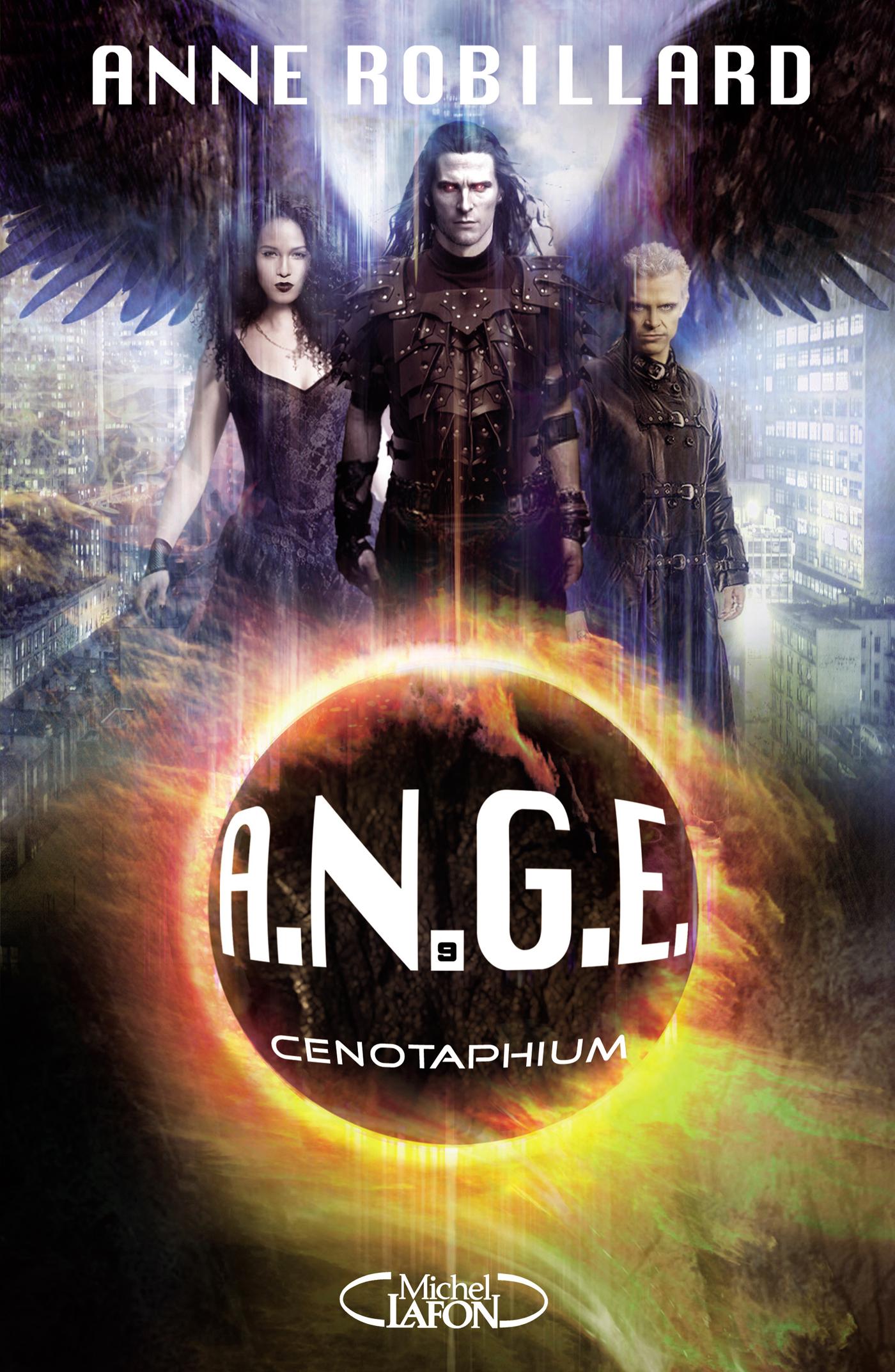 A.N.G.E. Tome 9 : Cenotaphium