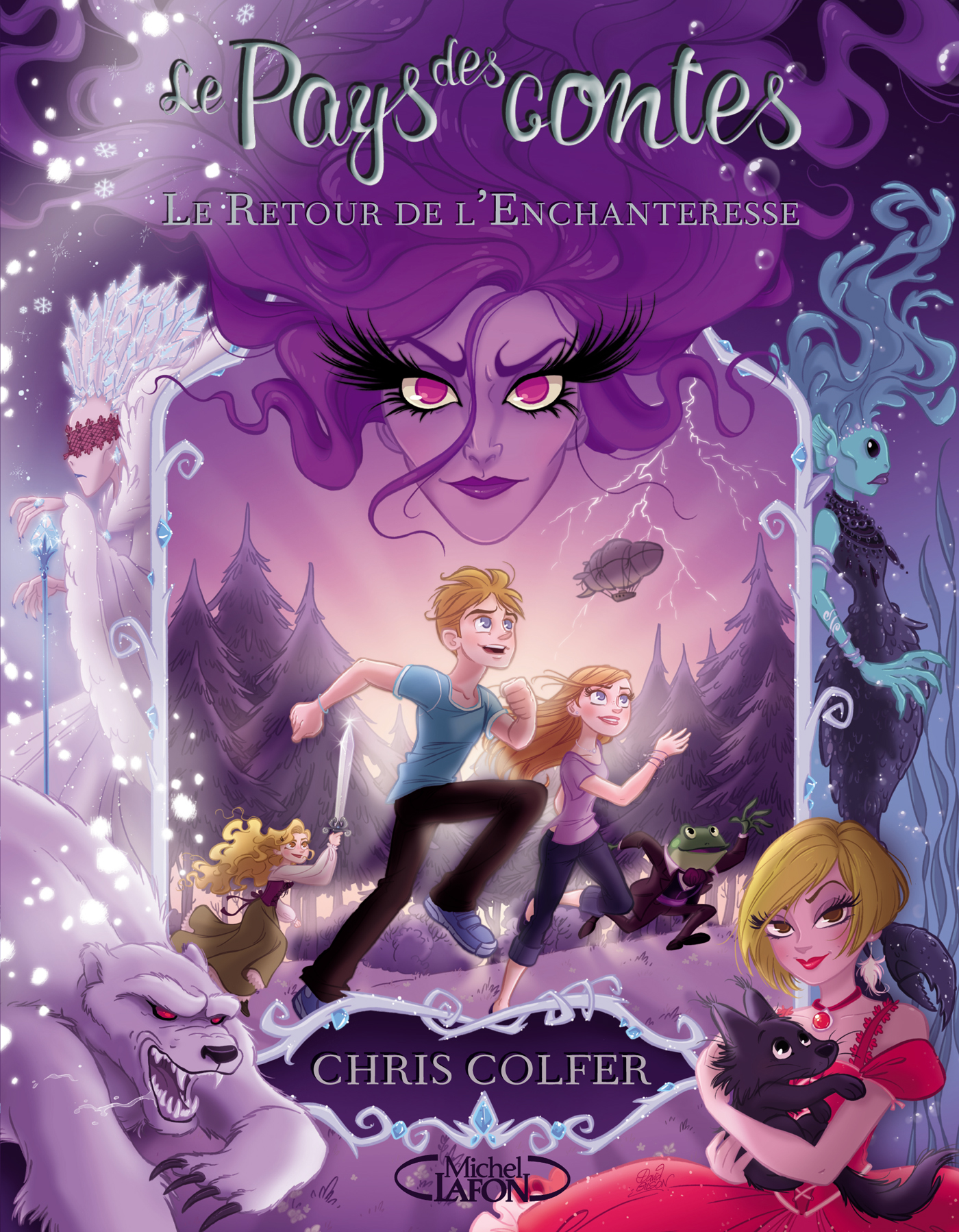Le Pays des contes Tome 2 : Le Retour de l'Enchanteresse