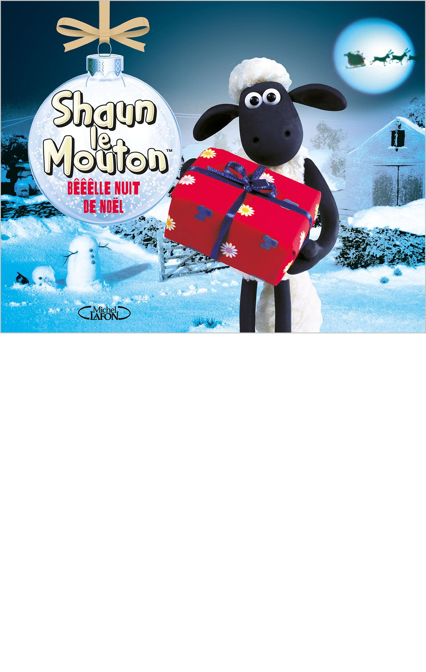Shaun le mouton – Bêêêlle nuit de Noël