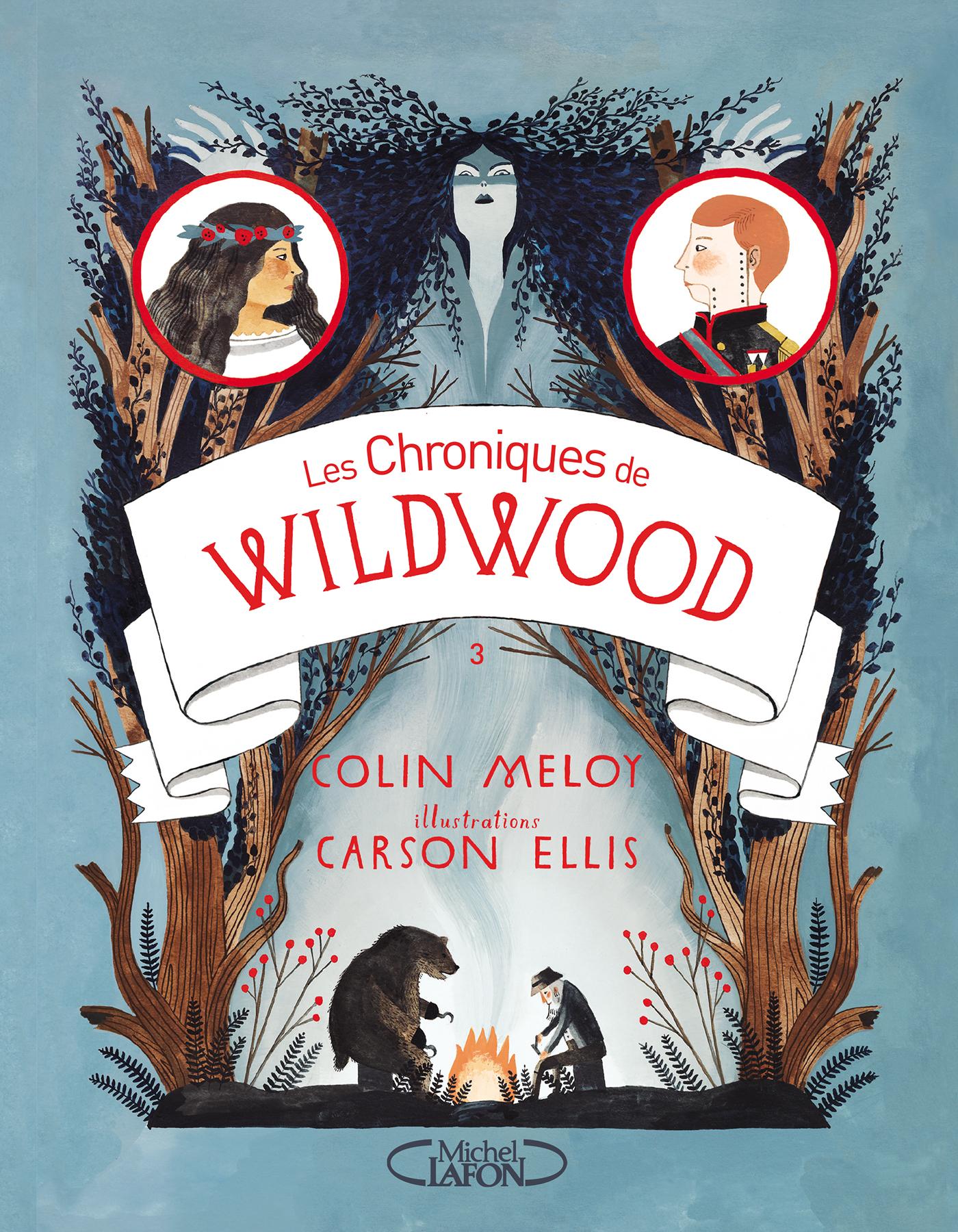 Wildwood Livre 3 Imperium