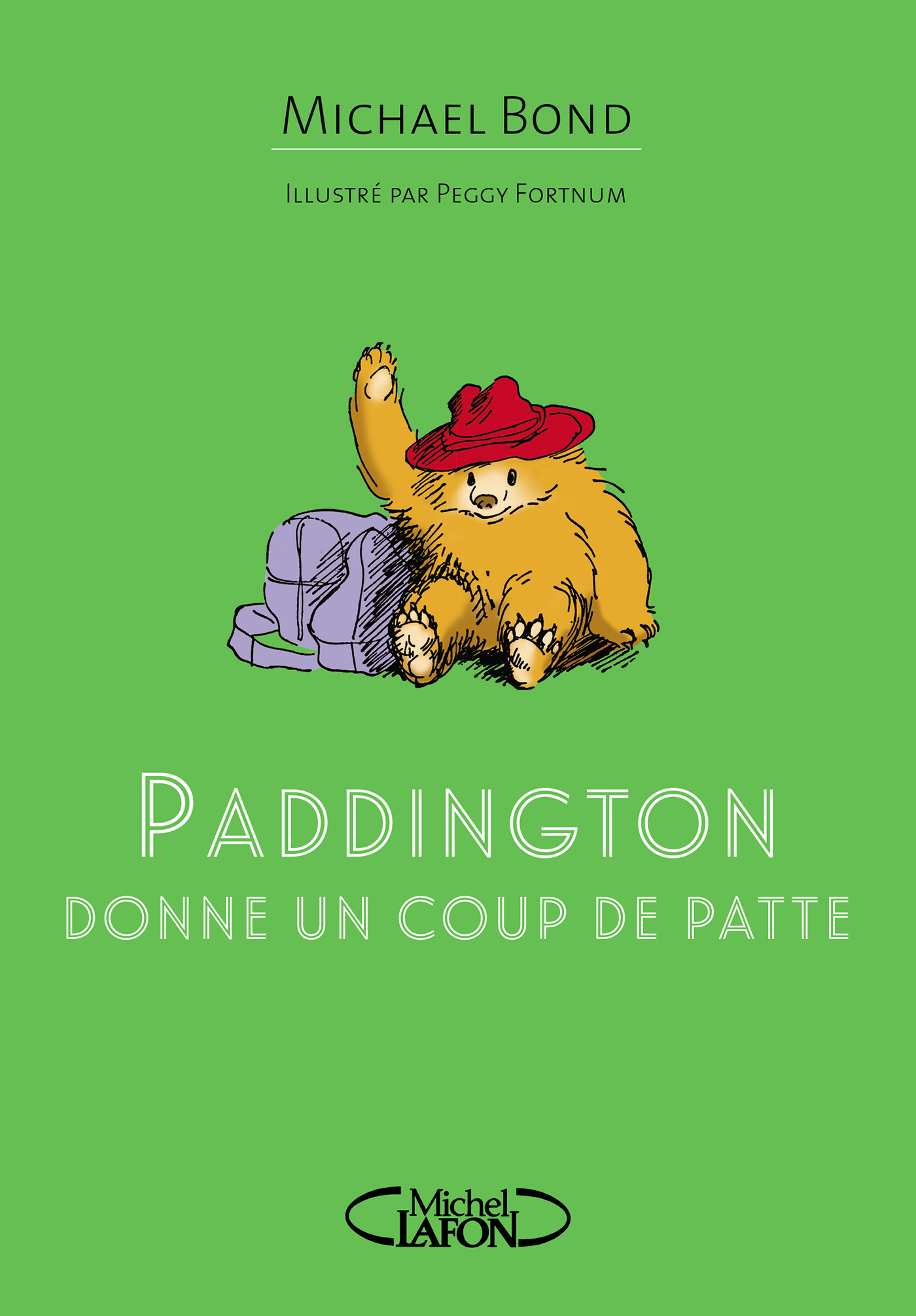 Paddington donne un coup de patte