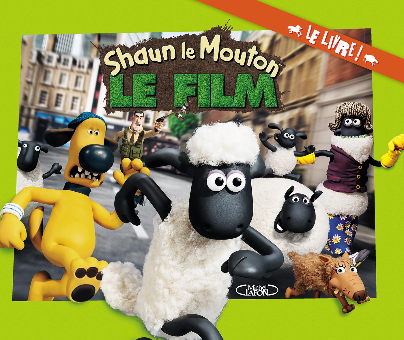 Shaun le Mouton – L'album du film