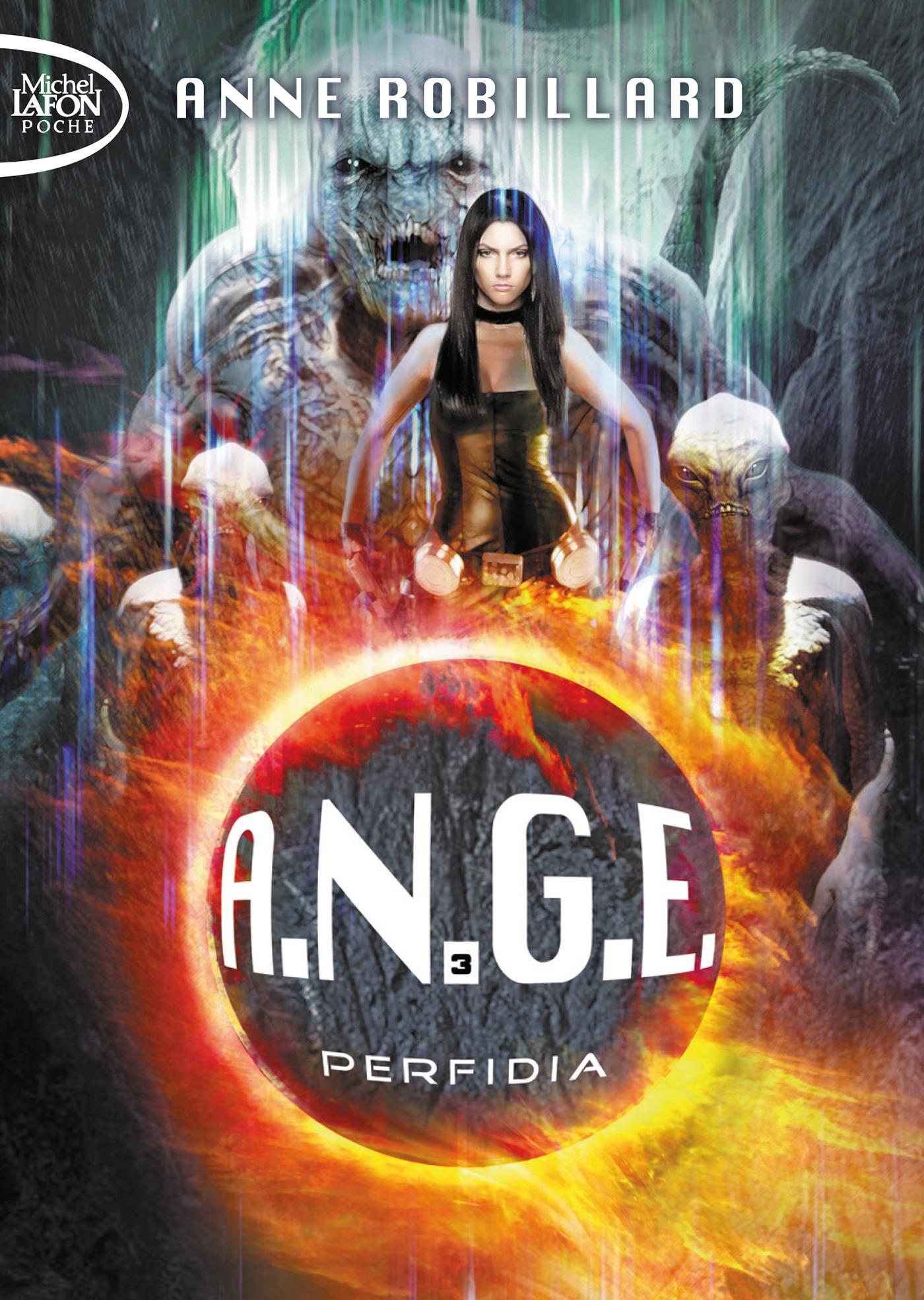 A.N.G.E – Tome 3: Perfidia – Poche