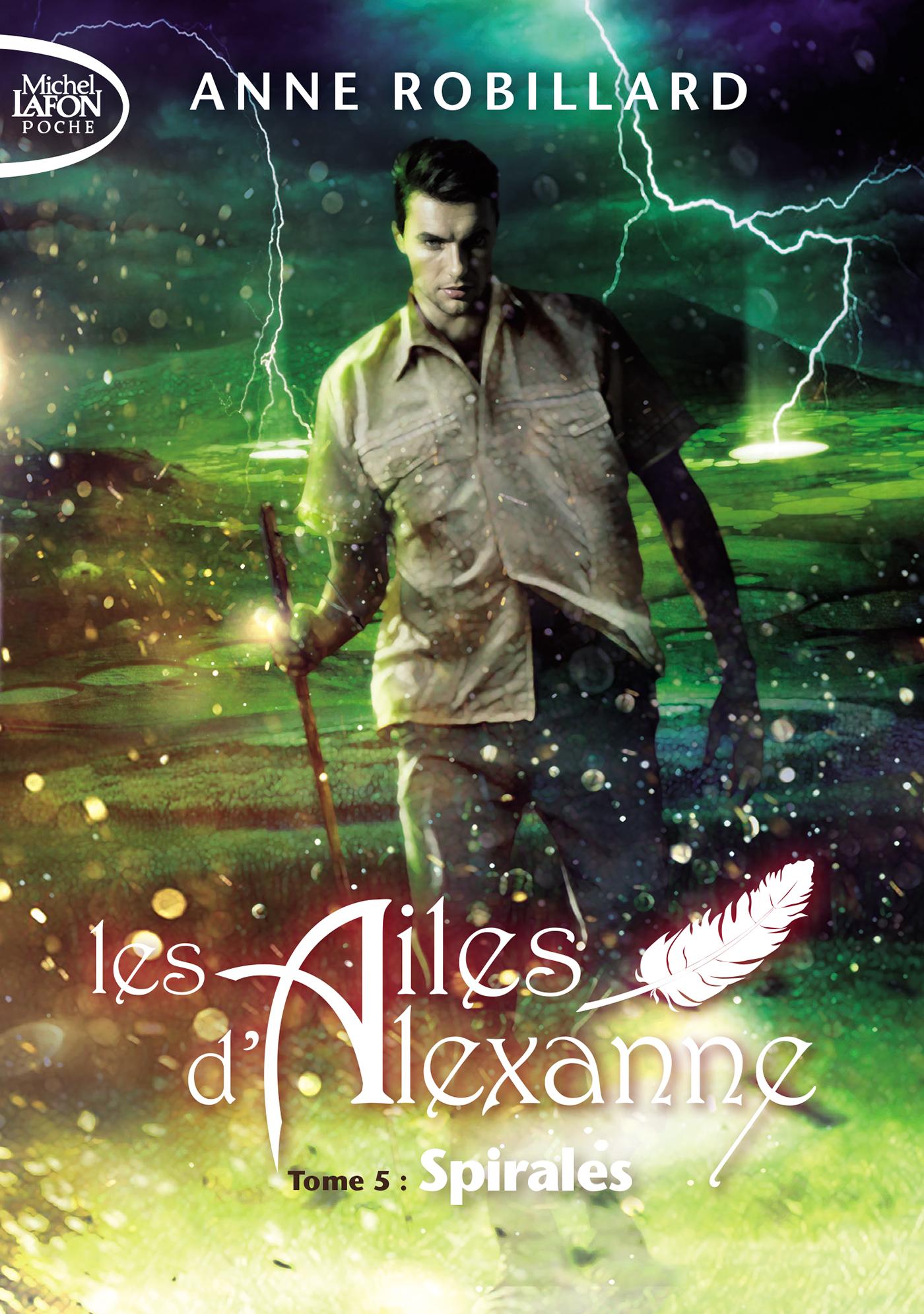 Les ailes d'Alexanne Tome 5