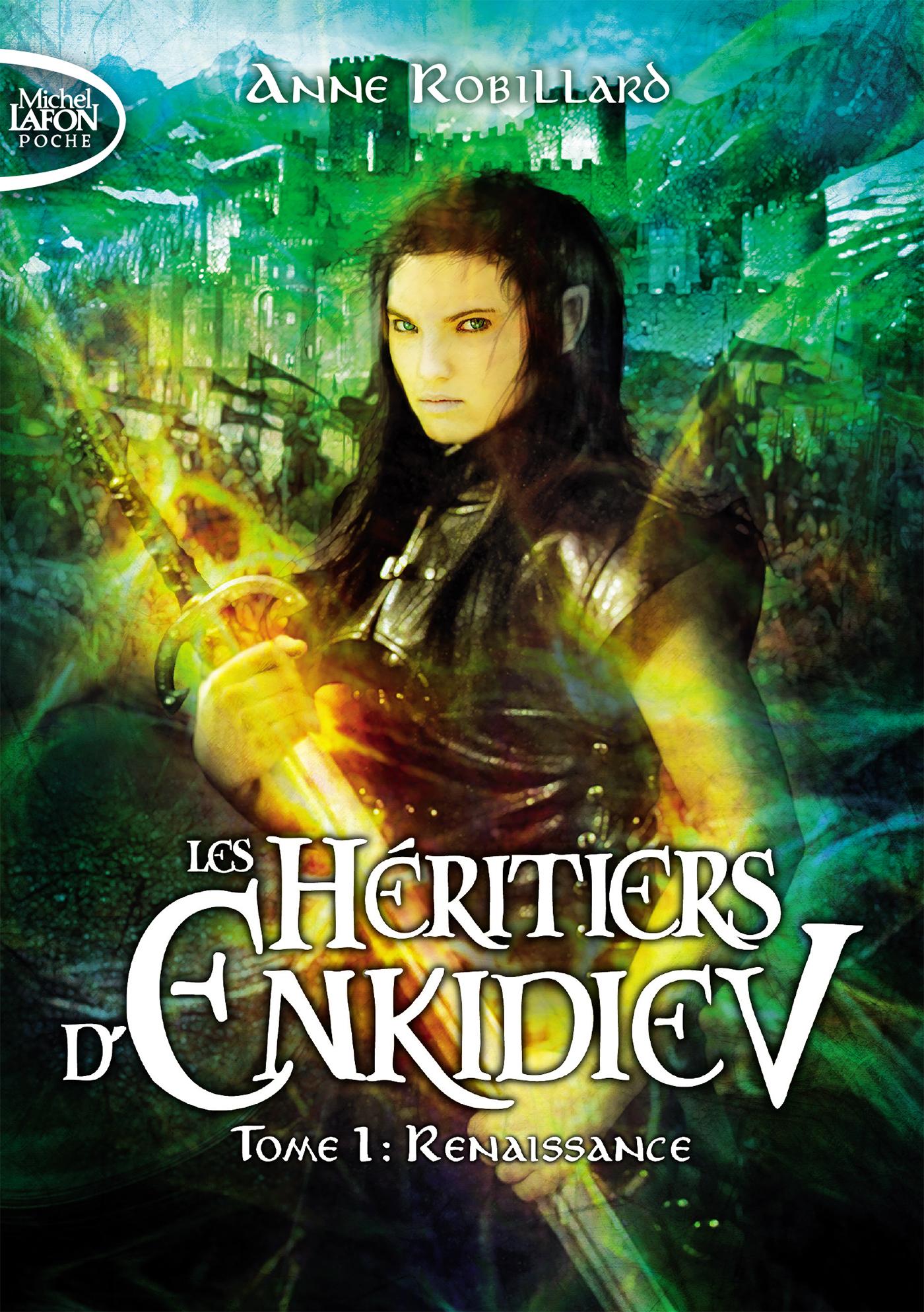 Les Héritiers d'Enkidiev – Tome 1 (Poche)