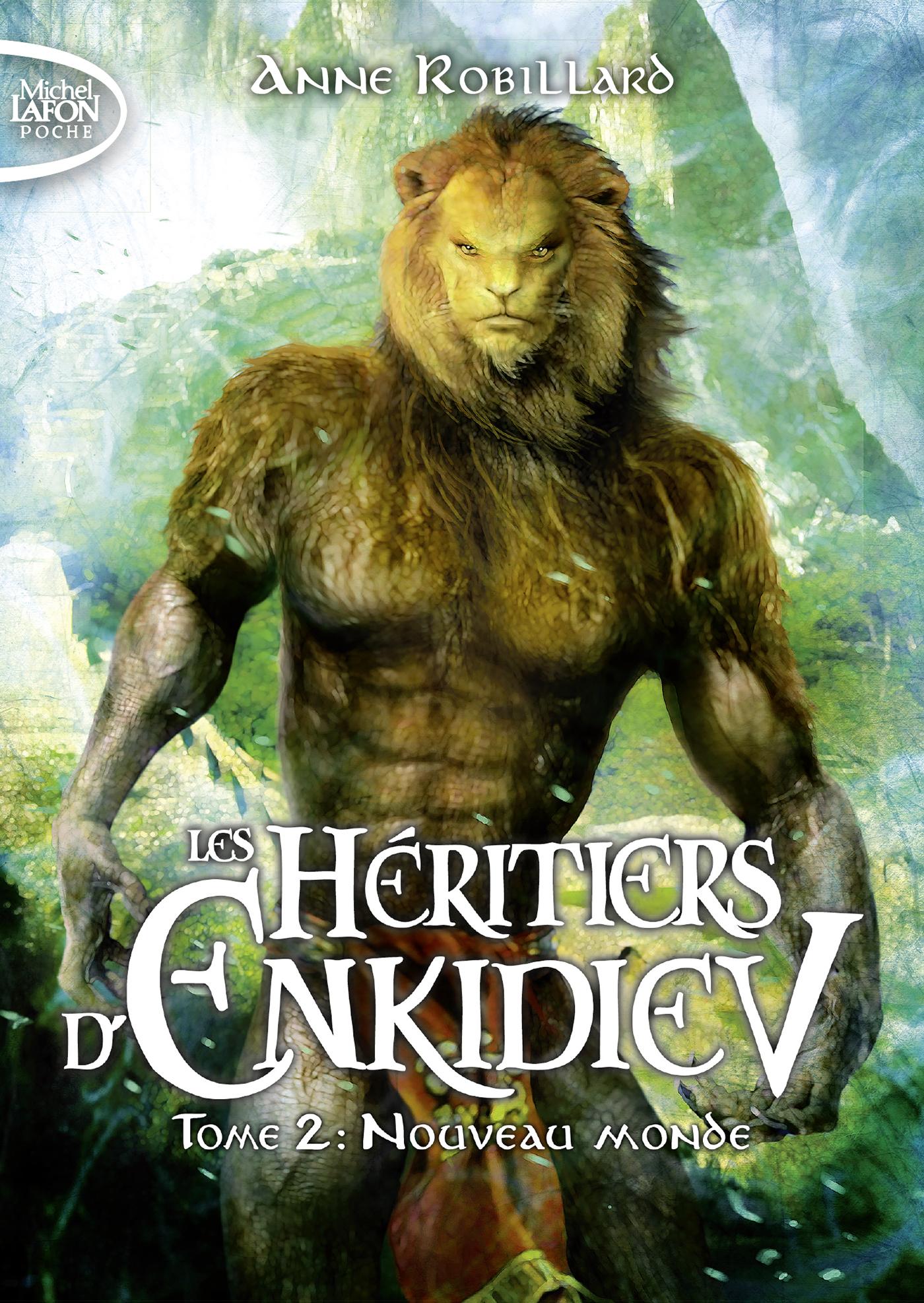 Les héritiers d'Enkidiev – Tome 2 Poche