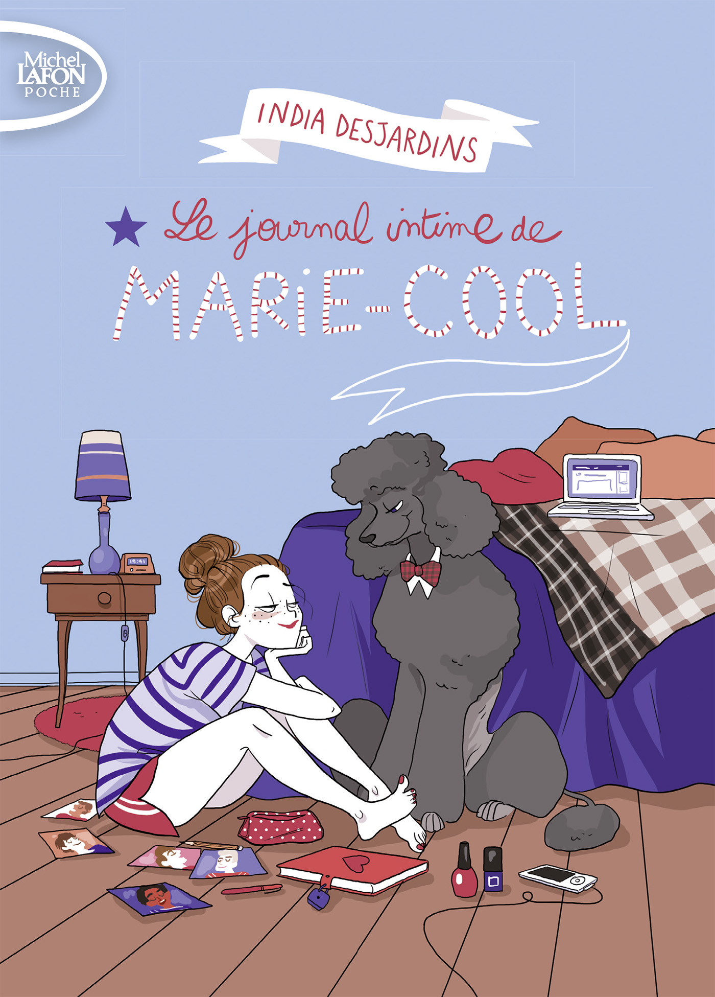 Le journal intime de Marie-Cool – Poche