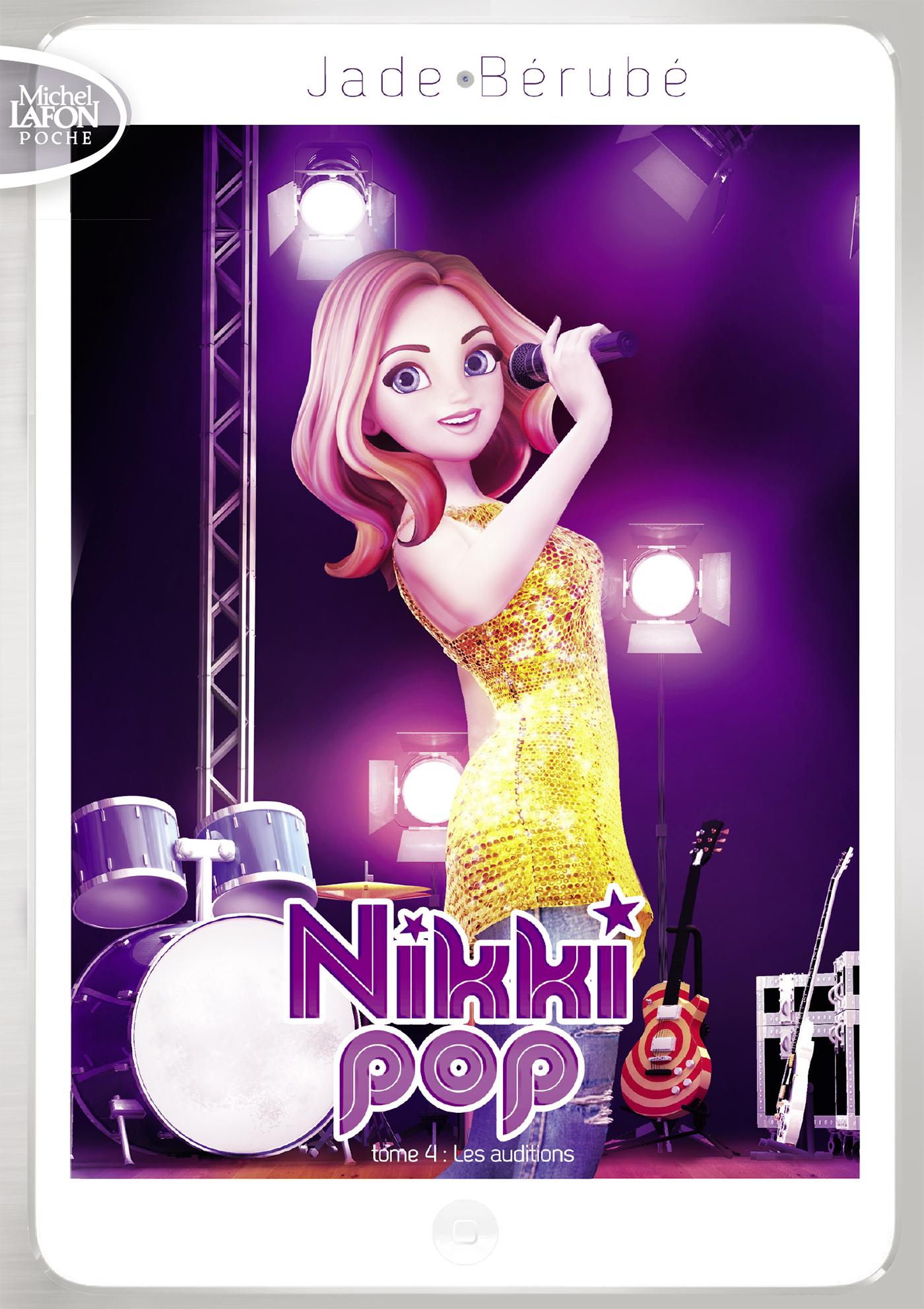 Nikki pop Tome 4 – Poche