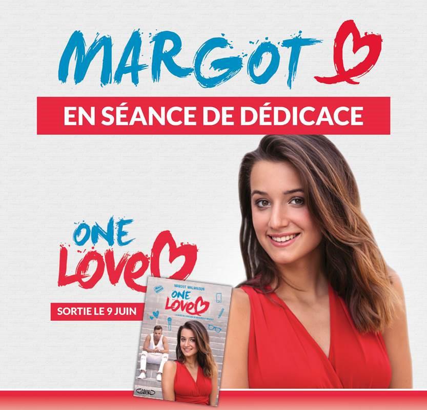Tournée de Margot Malmaison