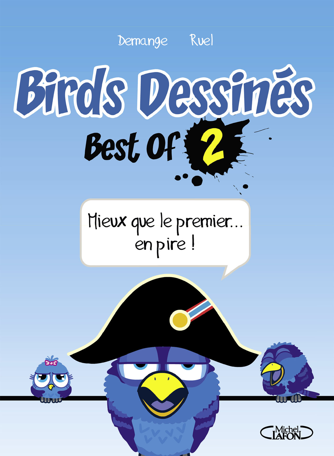 Birds dessinés – Best of 2