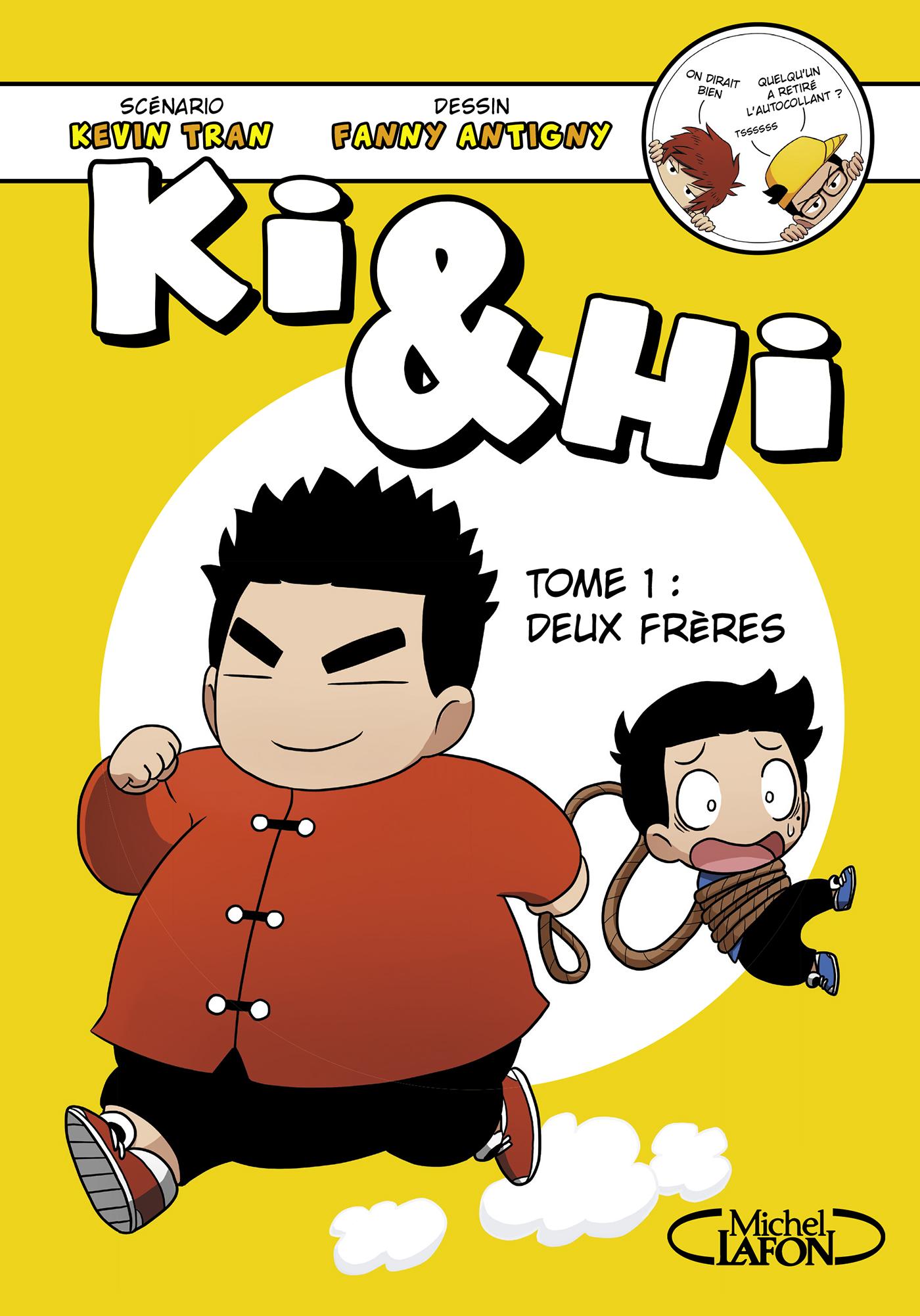 Ki & Hi – Tome 1 : Deux frères