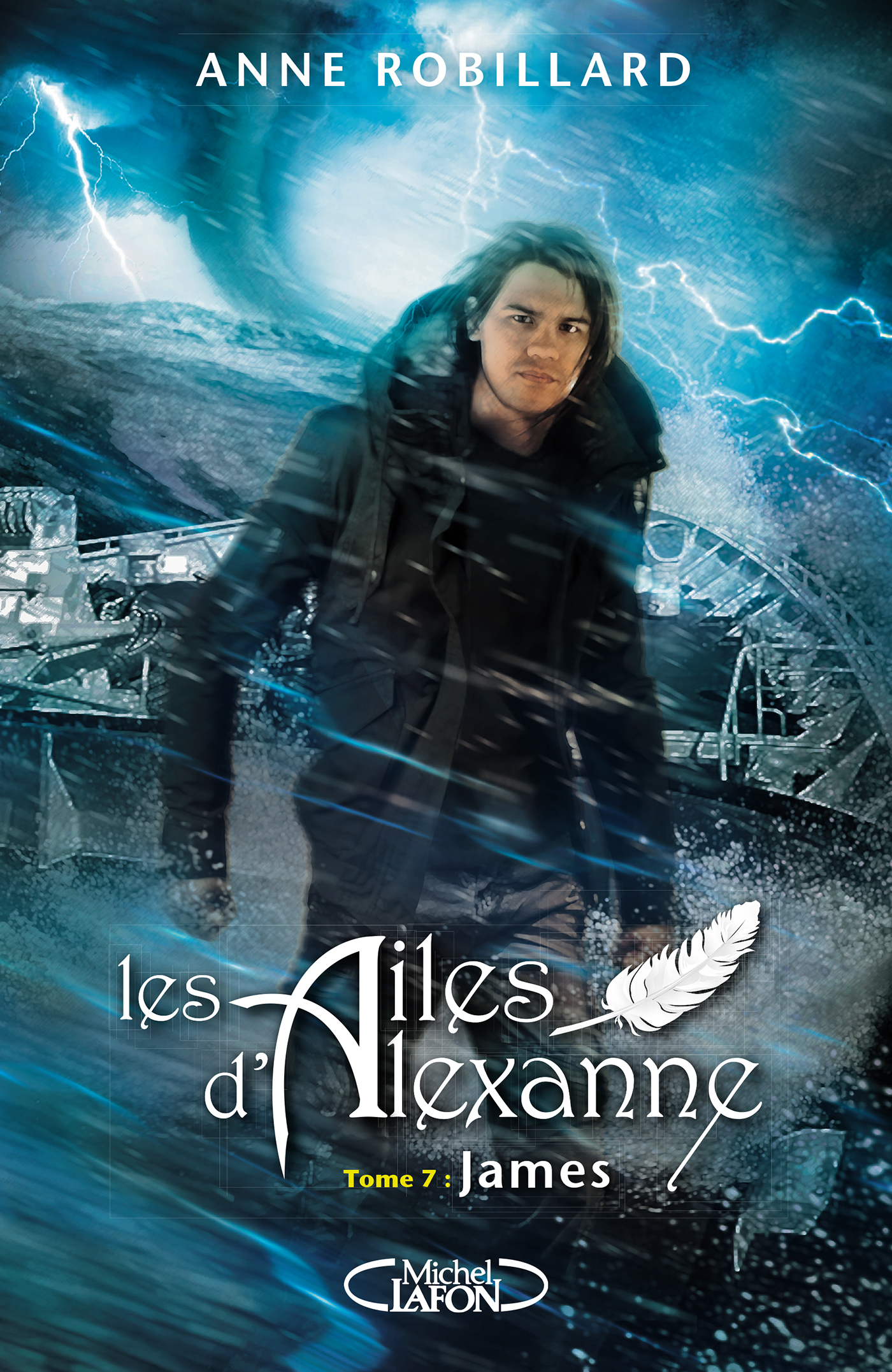 Les ailes d'Alexanne – Tome 7: James