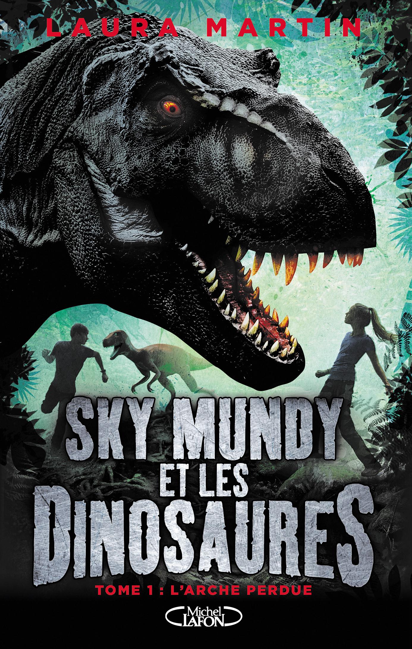 Sky Mundy et les dinosaures