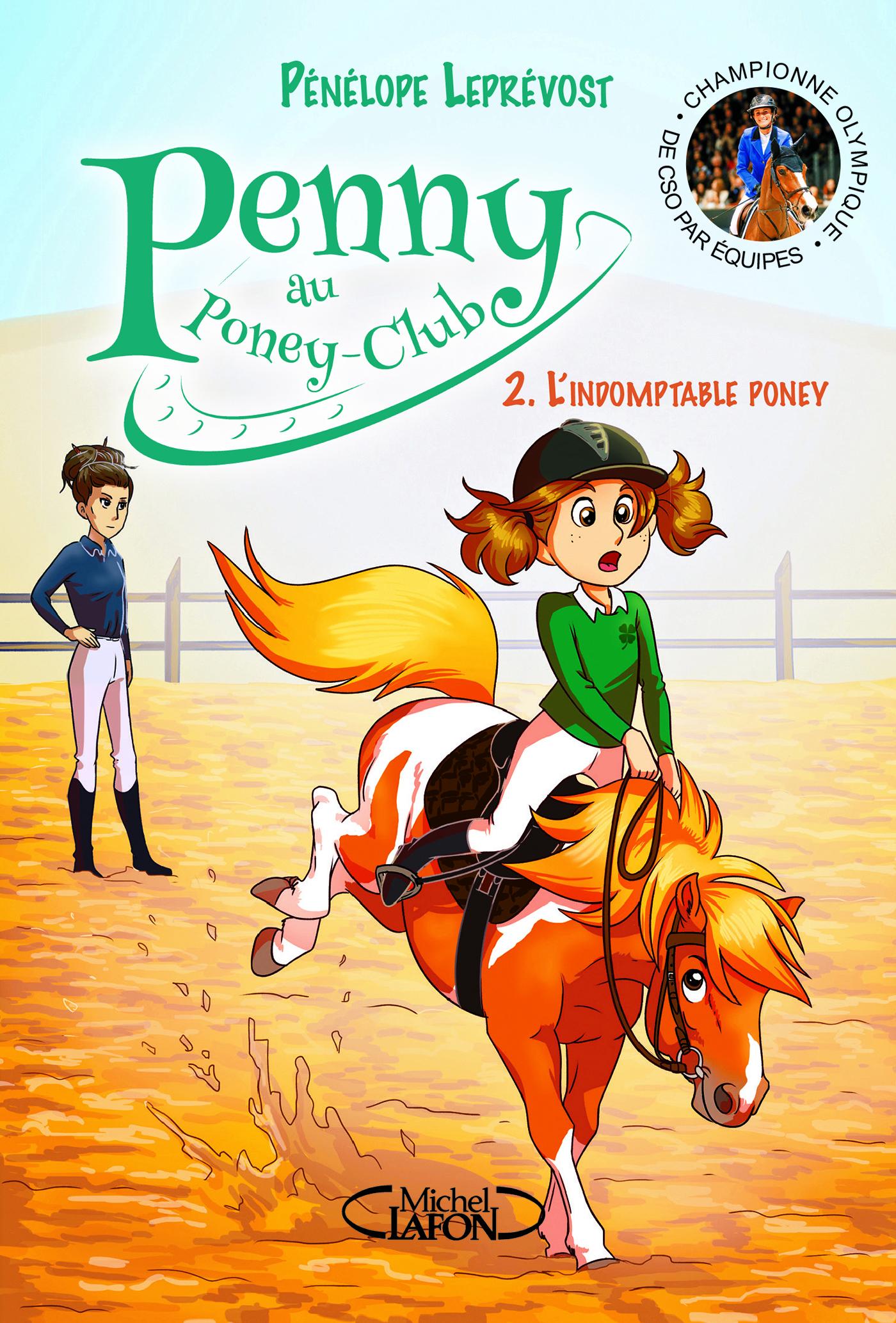 Penny au poney club – Tome 2