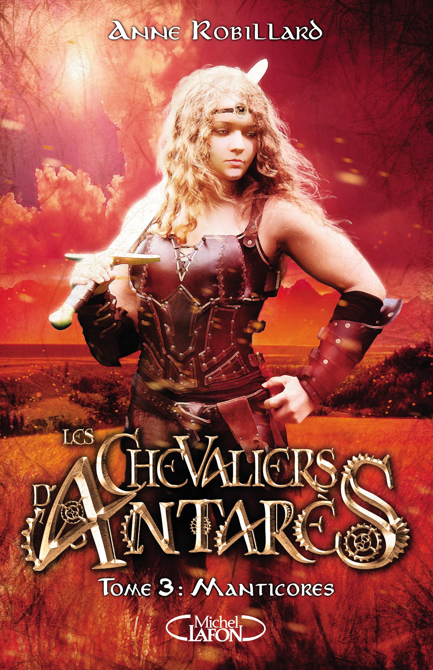 LES CHEVALIERS D'ANTARÈS – Tome 3