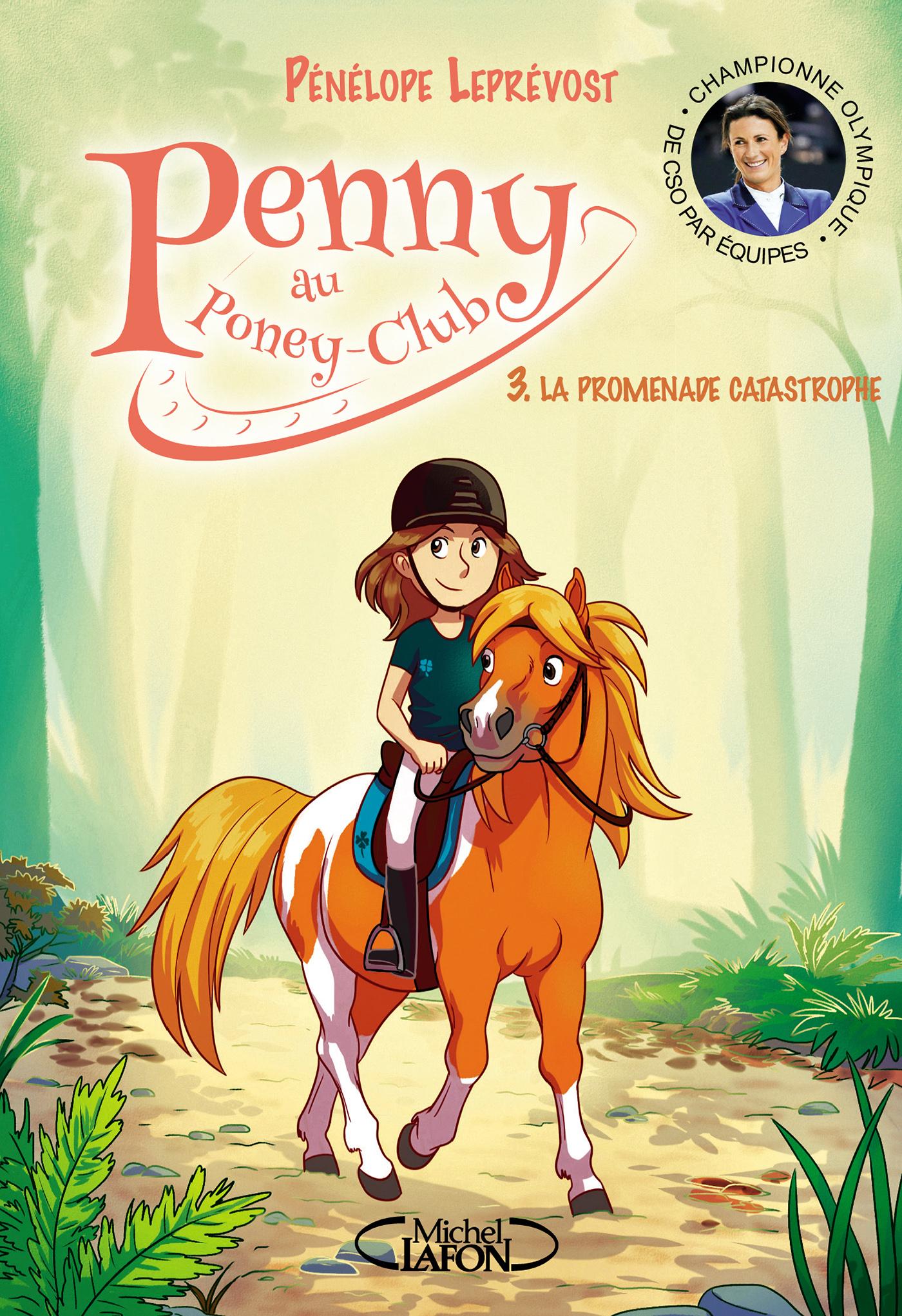 Penny au poney-club – Tome 3