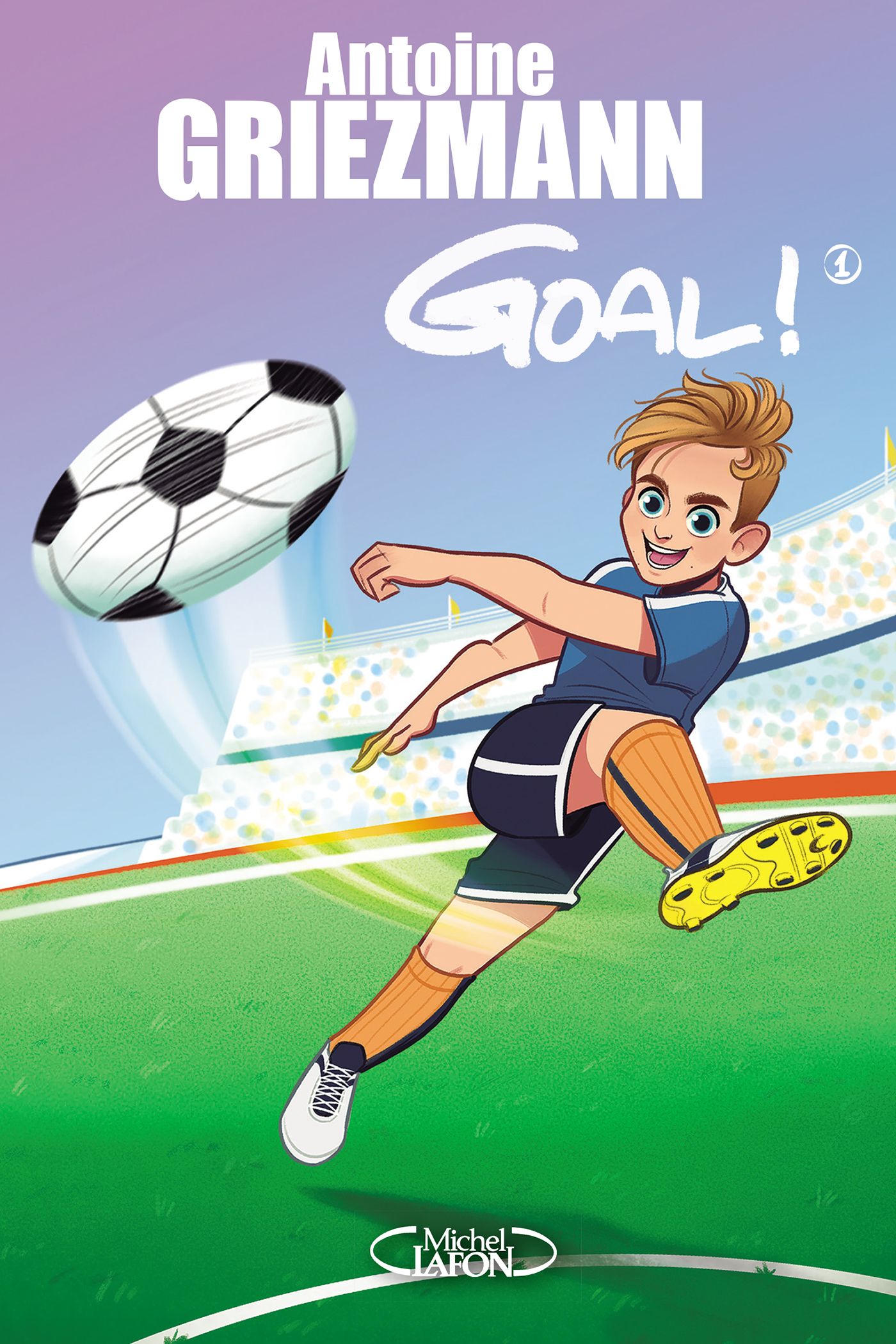 GOAL ! – Tome 1