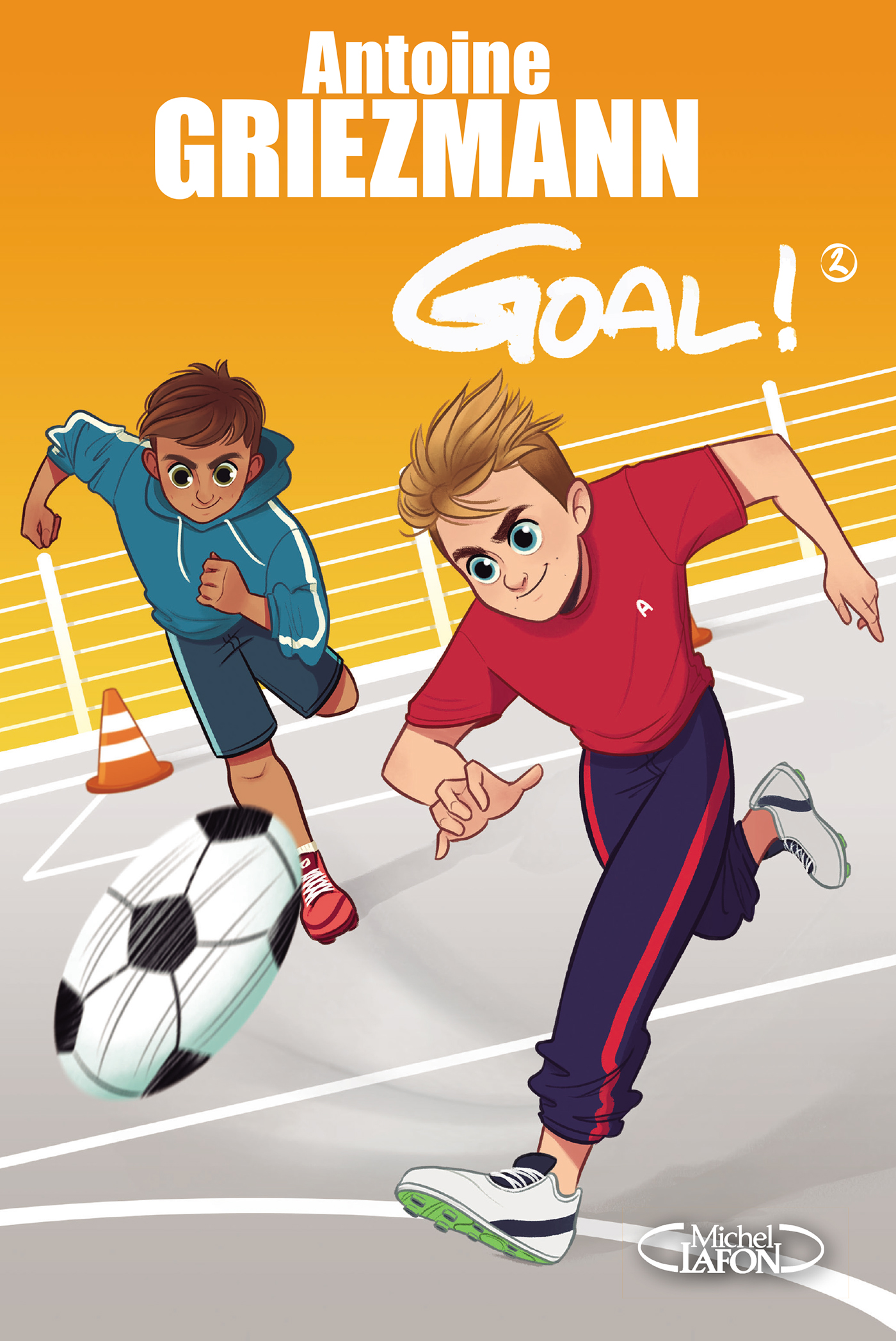 GOAL !  – tome 2