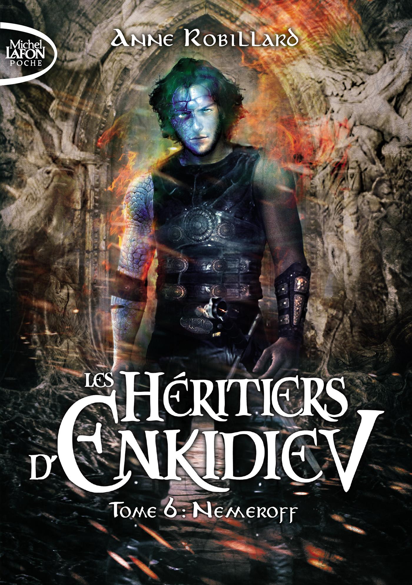 Les Héritiers d'Enkidiev – Tome 6 (Poche)