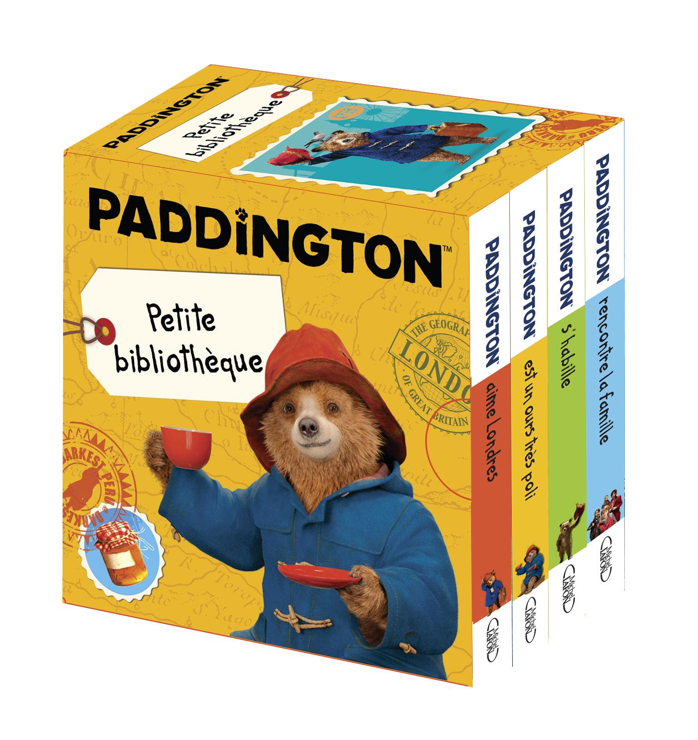 PADDINGTON – LA PETITE BIBLIOTHÈQUE