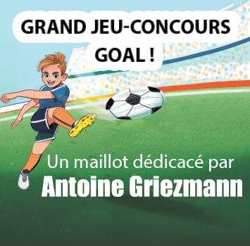 GRAND JEU-CONCOURS GOAL !