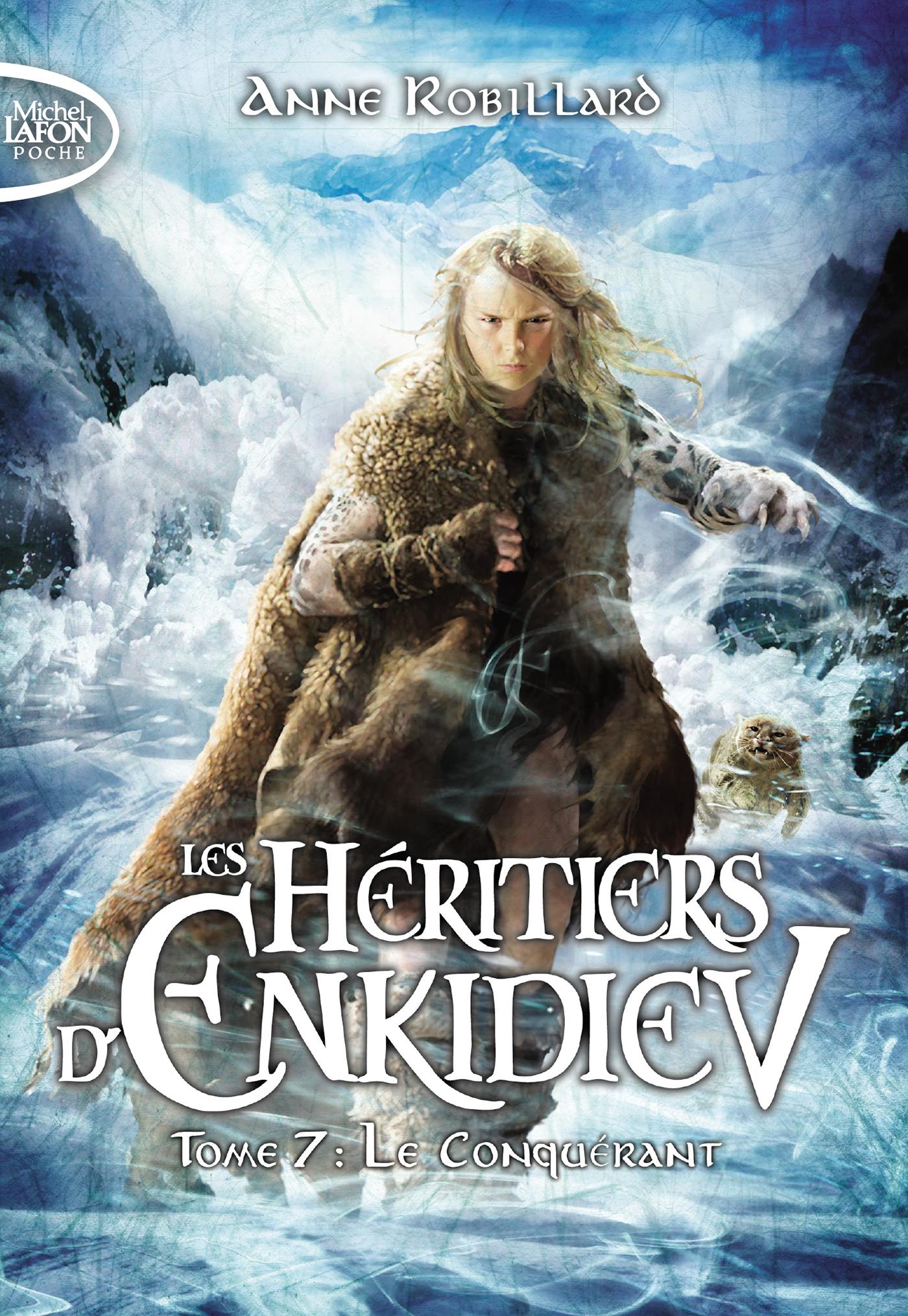 Les Héritiers d'Enkidiev – Tome 7 (Poche)
