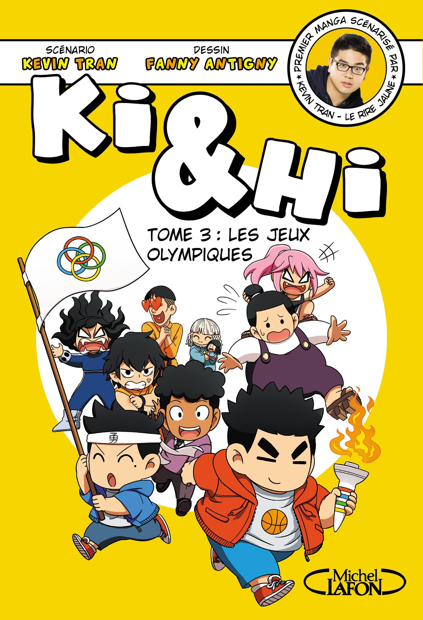 Ki&Hi – tome 3