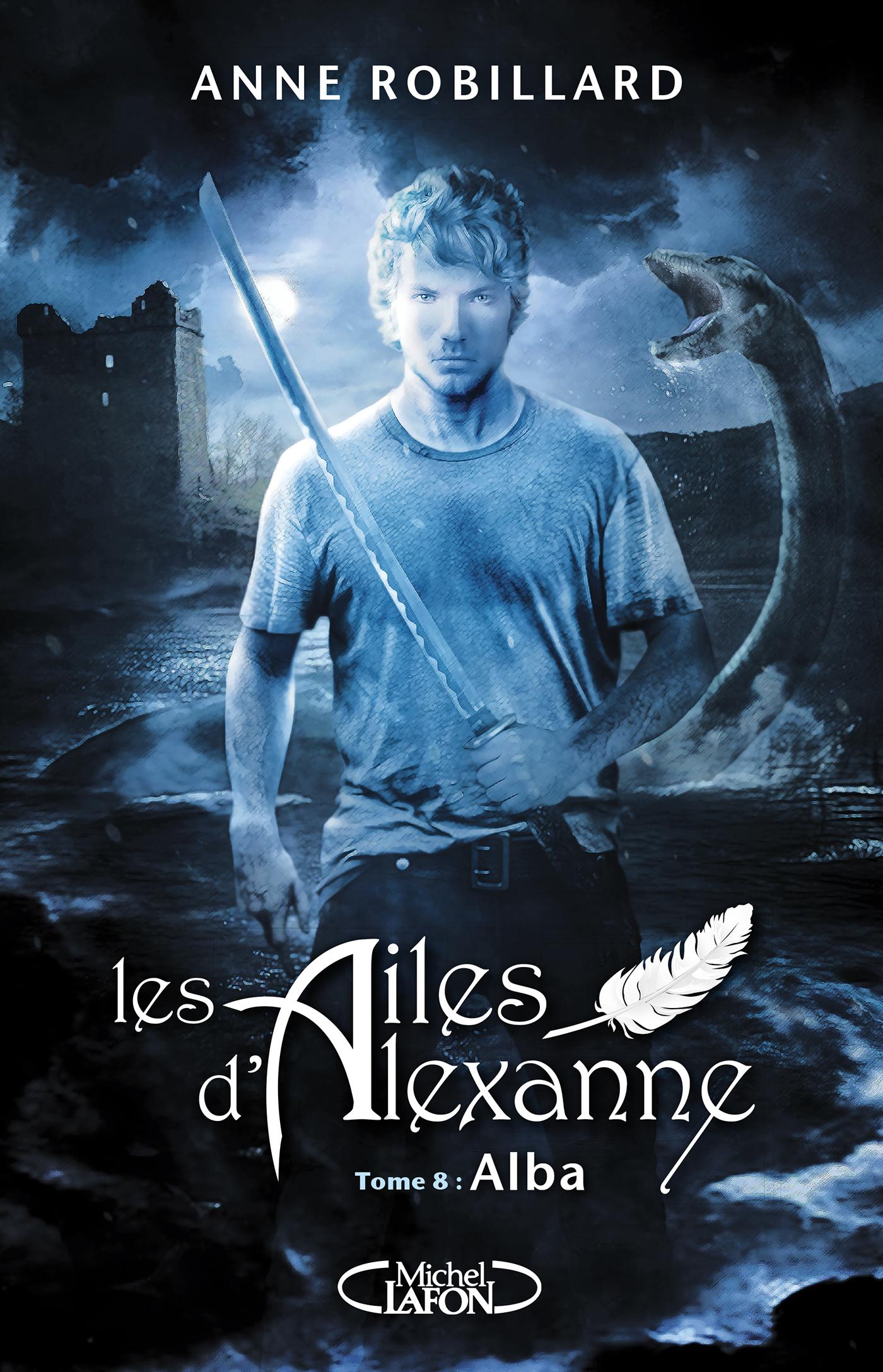 LES AILES D'ALEXANNE – Tome 8