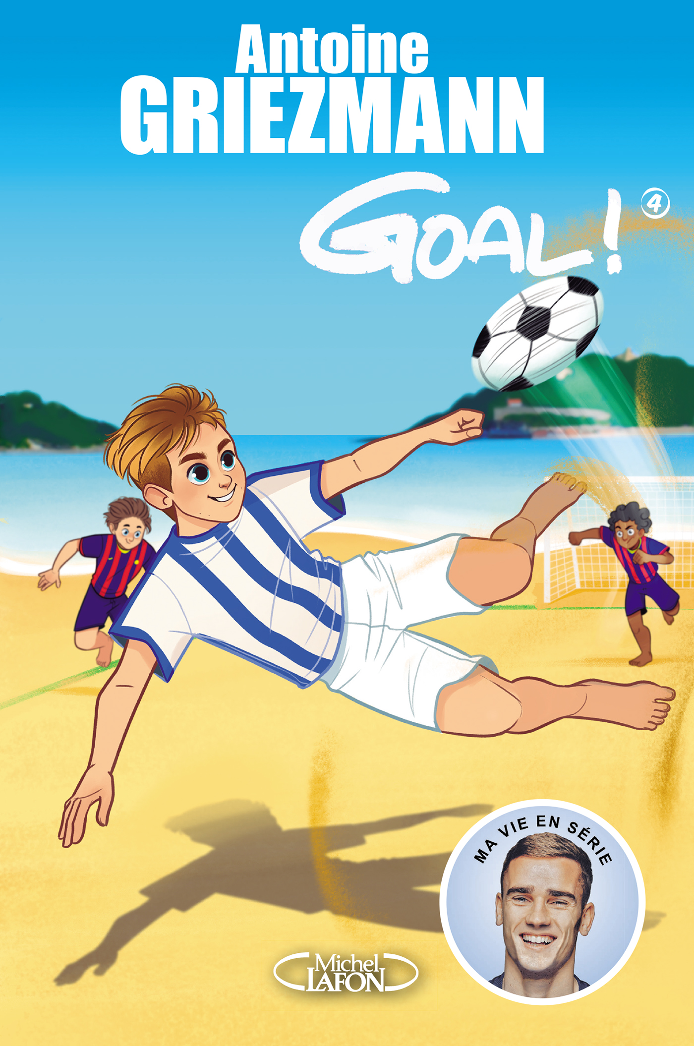 GOAL ! – Tome 4
